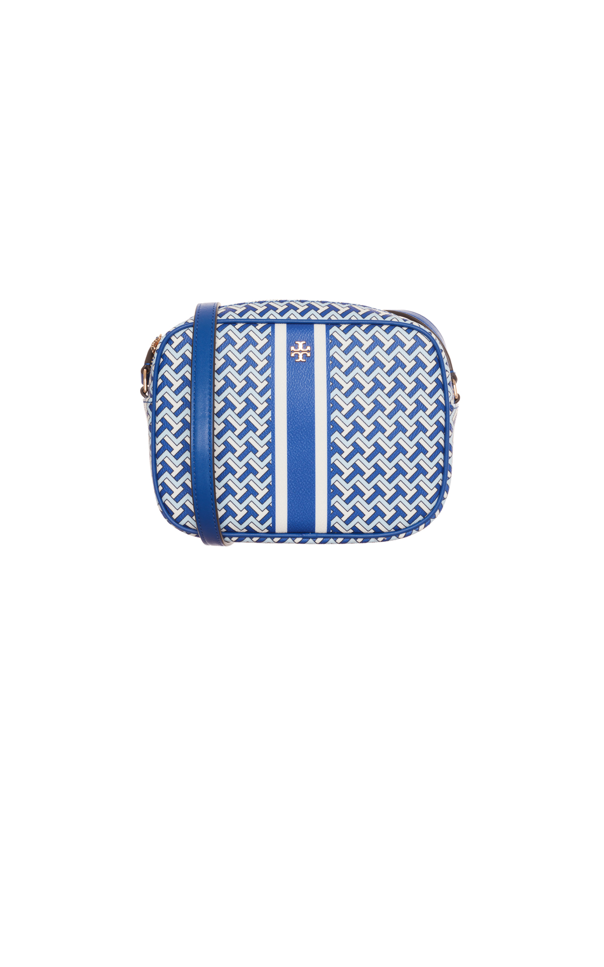 Tory Burch  T zag crossbody bag from Bicester Village