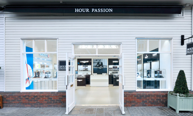 Hour Passion Bicester Village main image