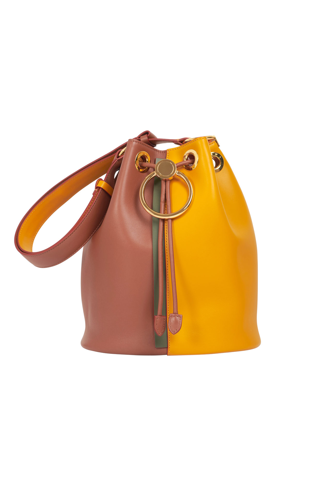 Bicolor bucket bag Marni