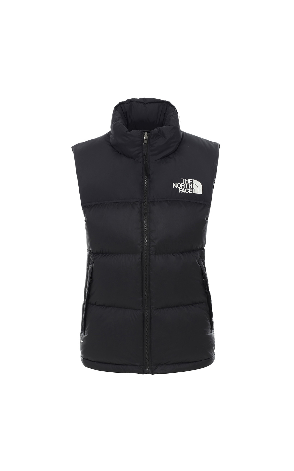 The North Face W 1996 retro nuptse black from Bicester Village