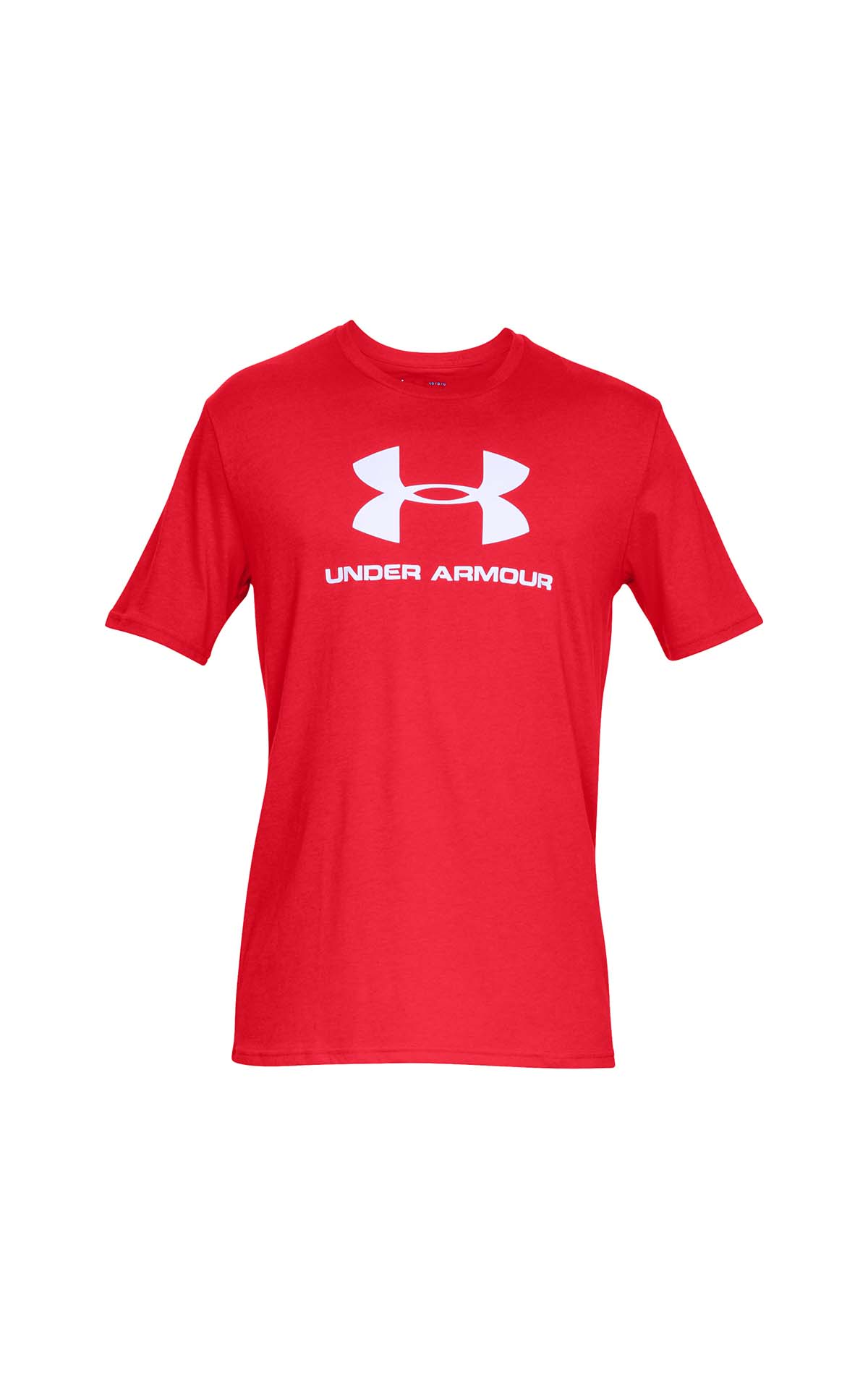 Under Armour Men's Sportstyle Logo SS at The Bicester Village Shopping Collection