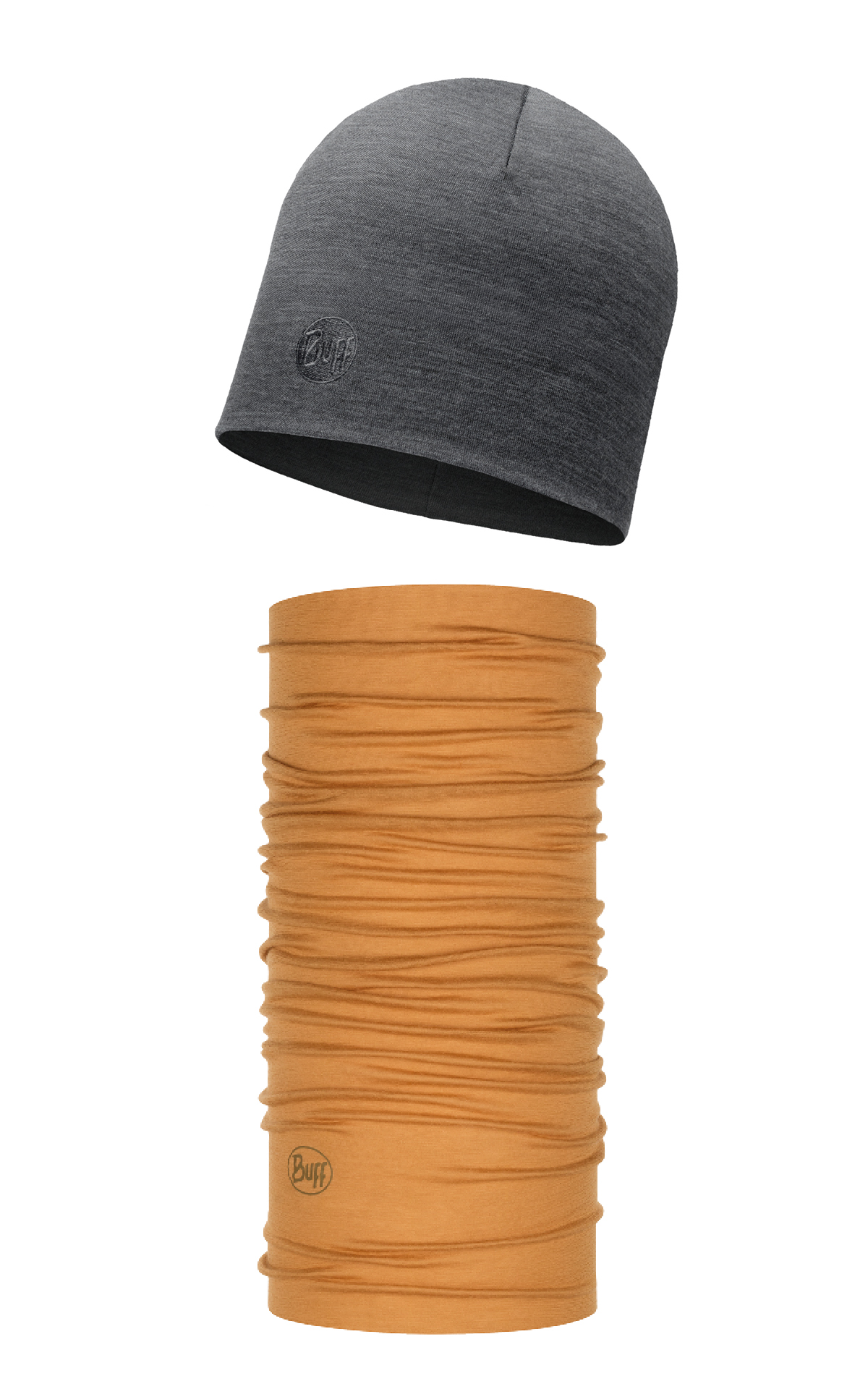 Merino hat and buff Buff