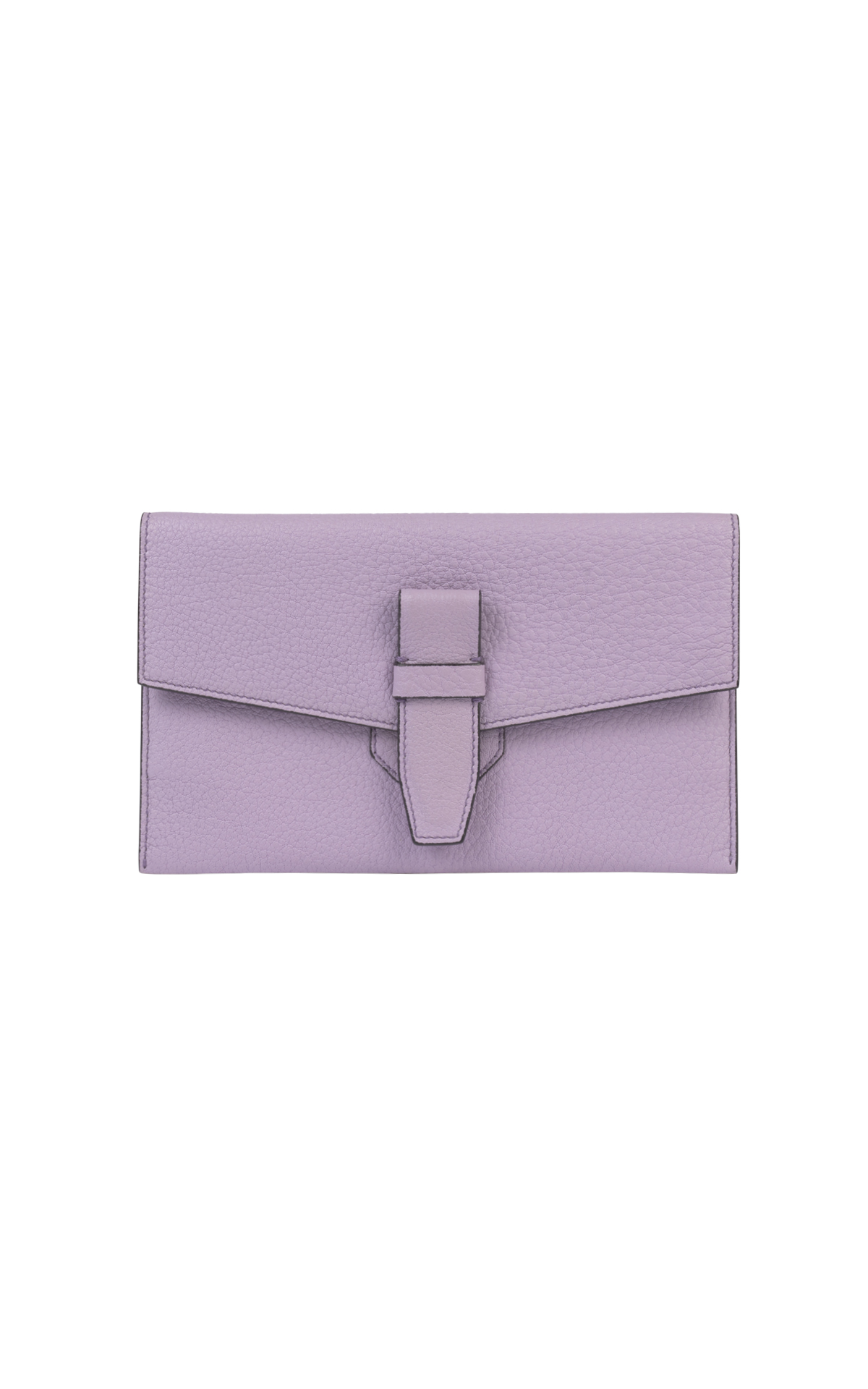 Purple purse Lancel