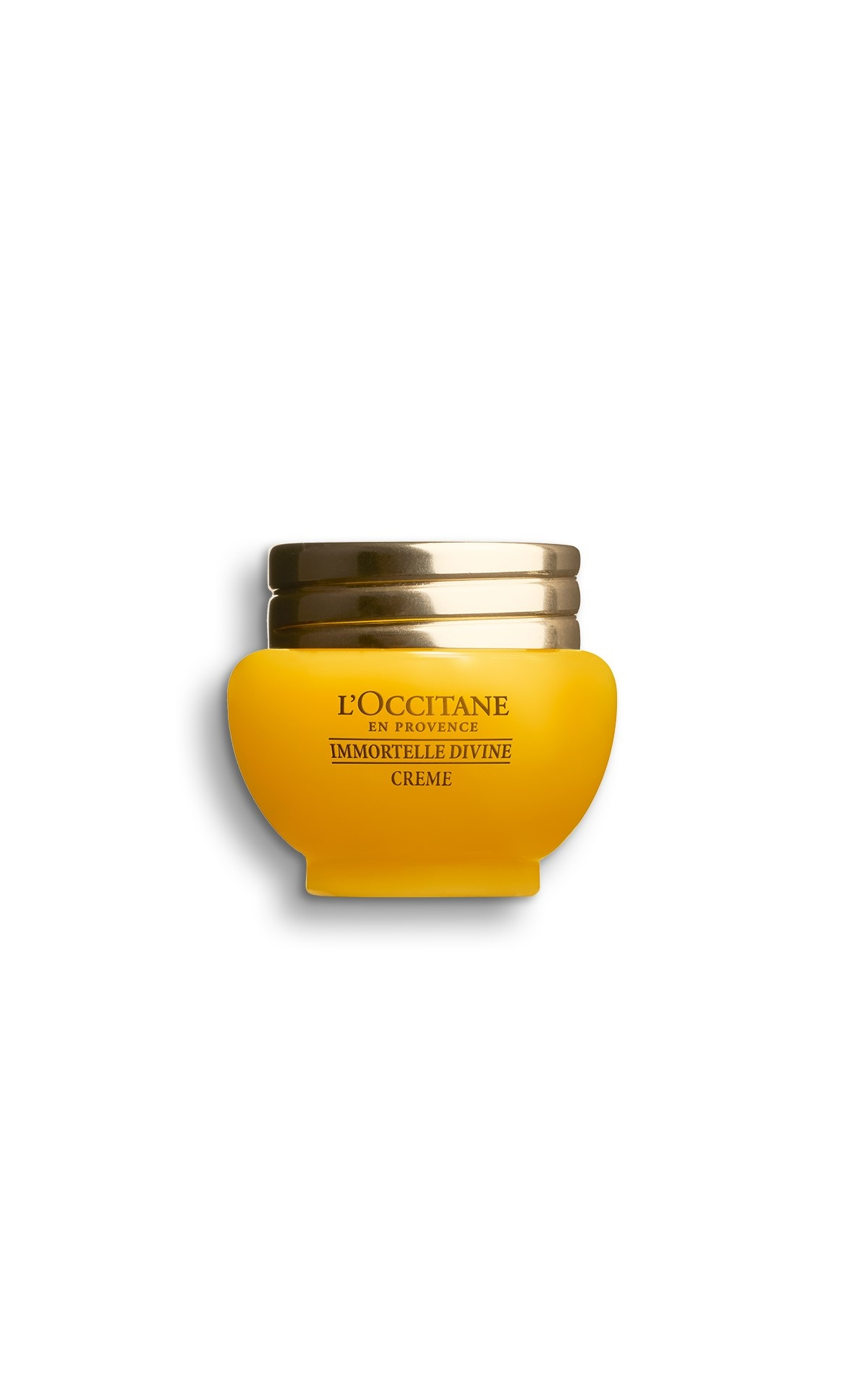 Immortelle divine cream L'occitane en provence