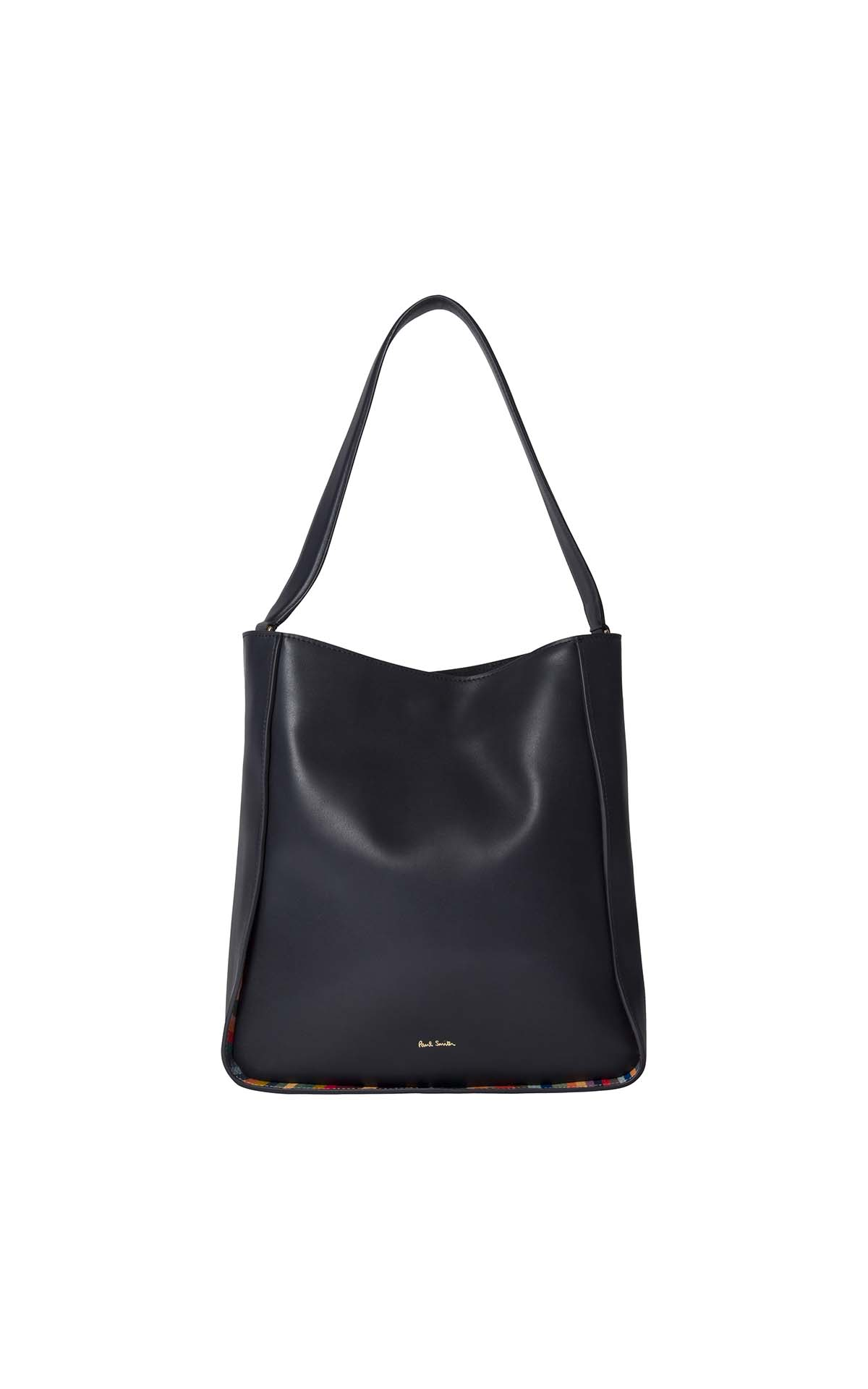 Paul Smith Women's Navy Swirl Trim Bag at The Bicester Village Shopping Collection