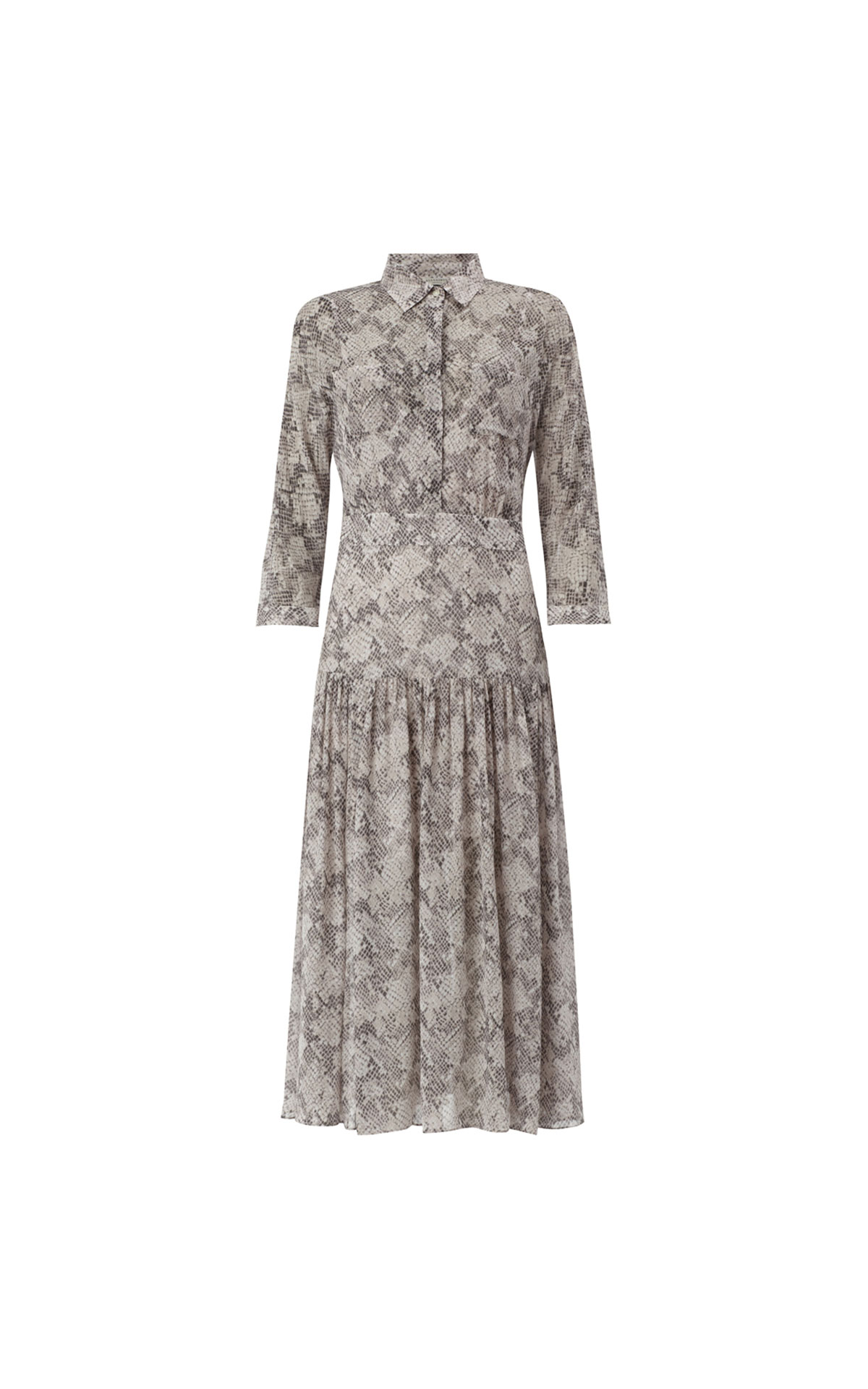 AllSaints Eley midgard dress from Bicester Village