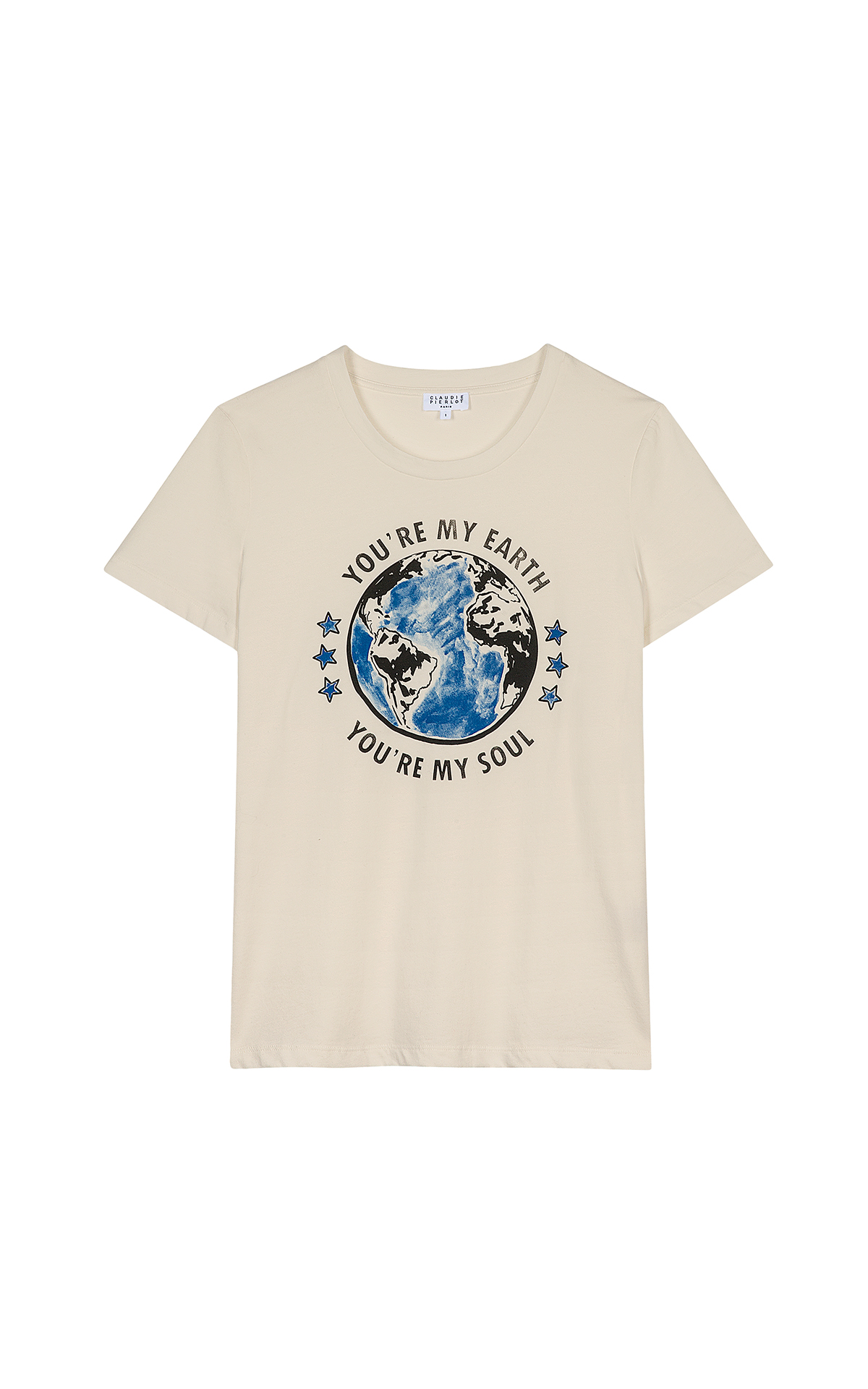 Claudie Pierlot to travel t-shirt at The Bicester Village Shopping Collection