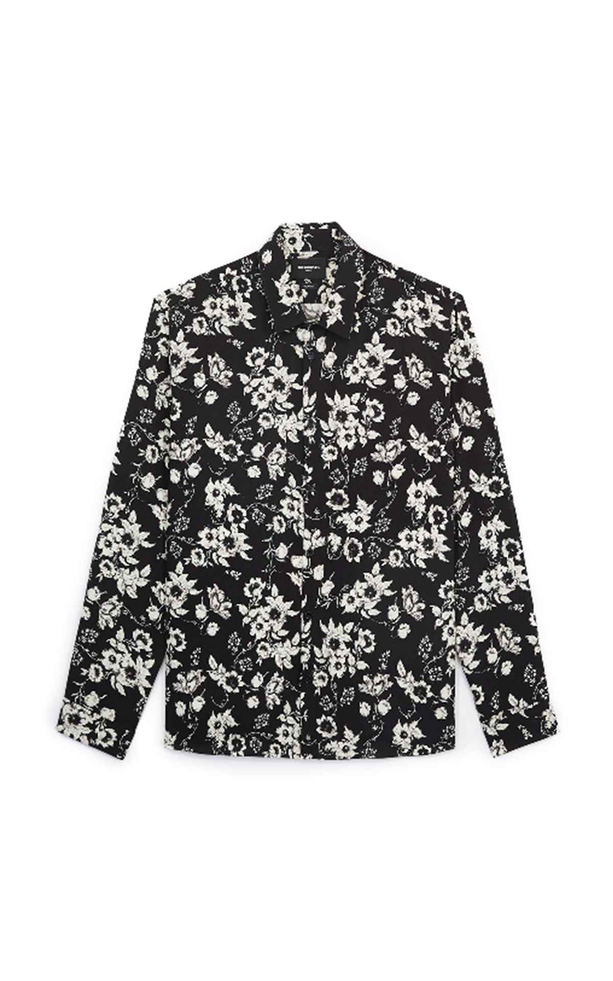 Flowered shirt The Kooples