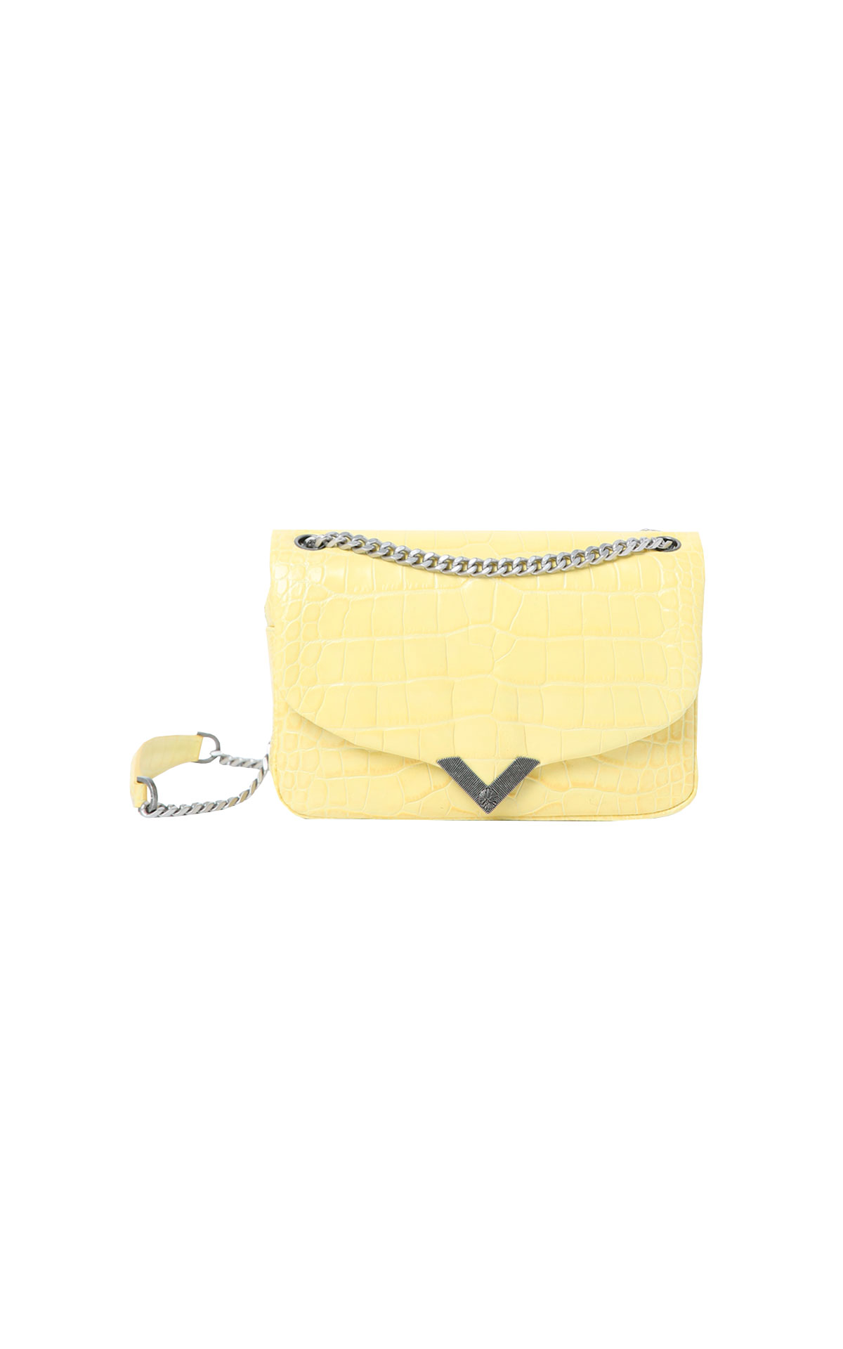 Yellow Stella bag The Kooples