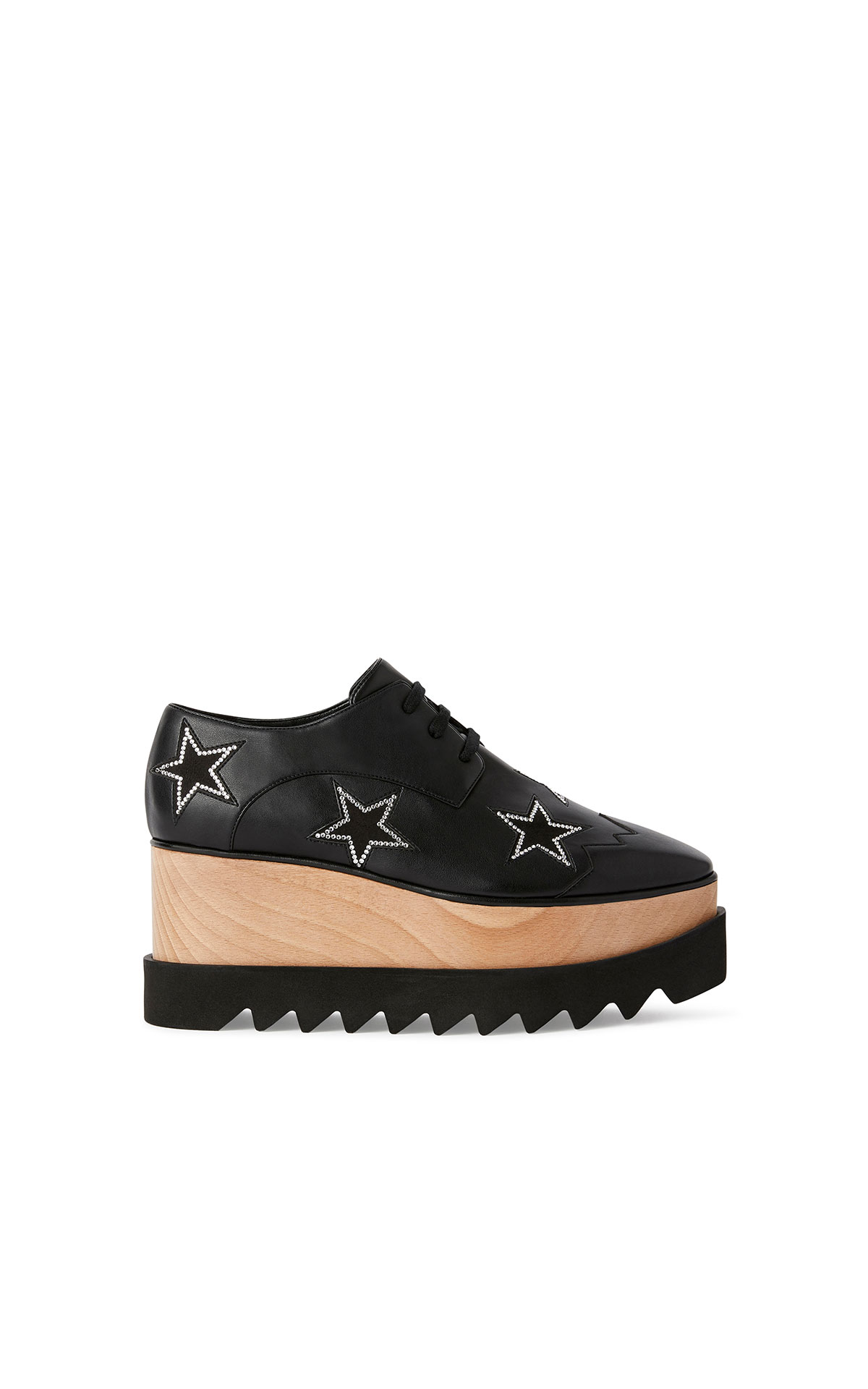 Stella McCartney Star wedge shoes from Bicester Village
