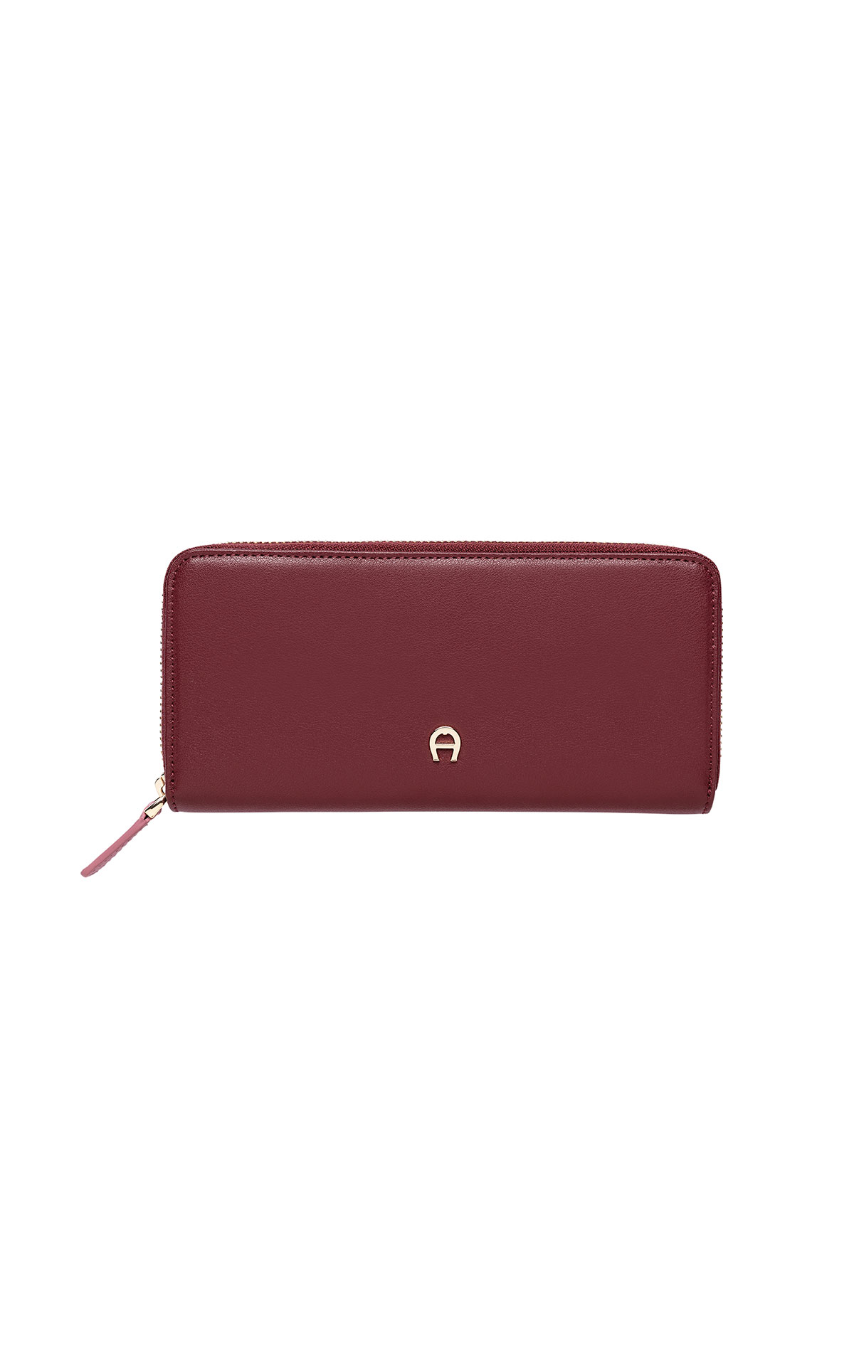 Red Wallet by Aigner