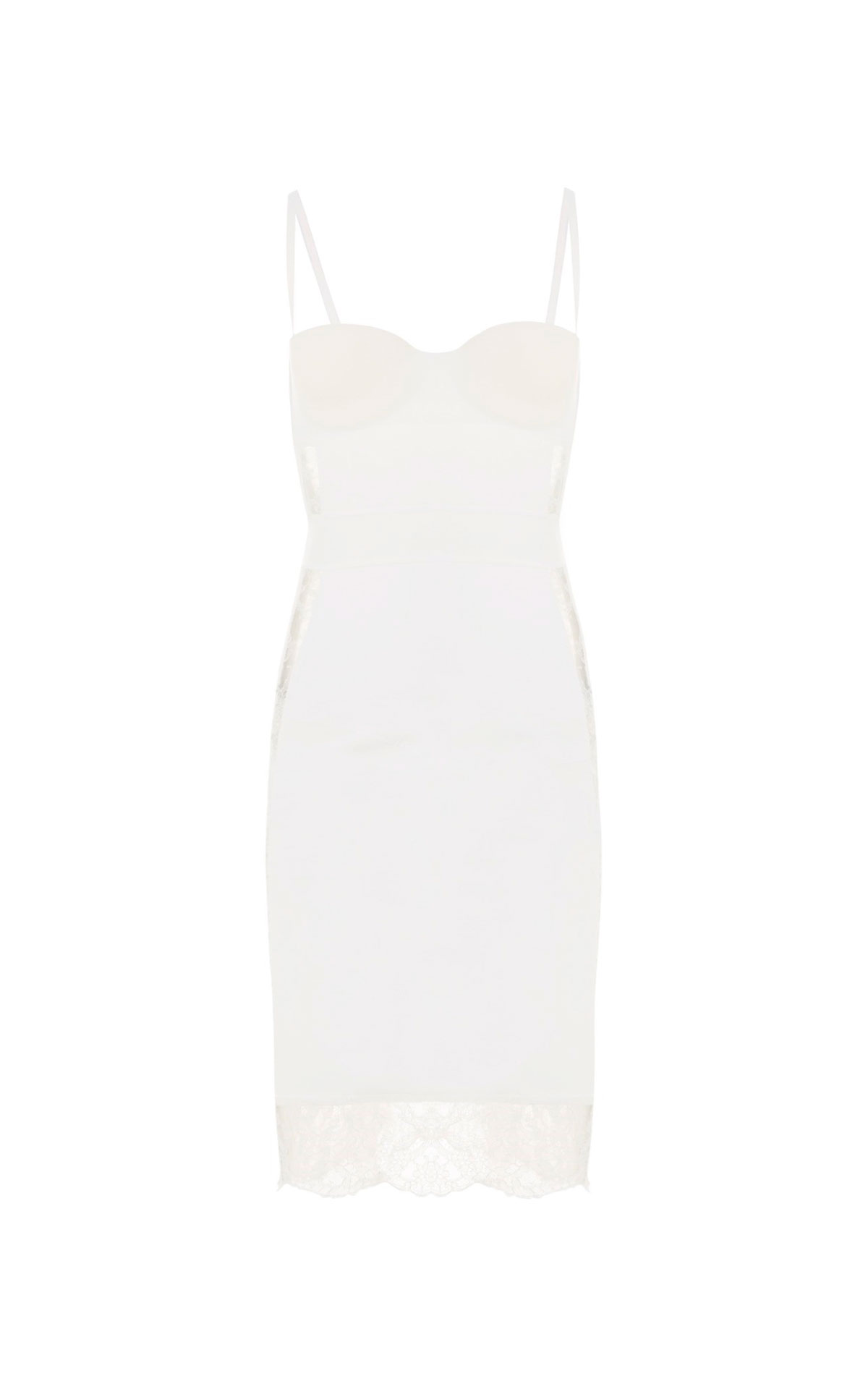 White dress La Perla