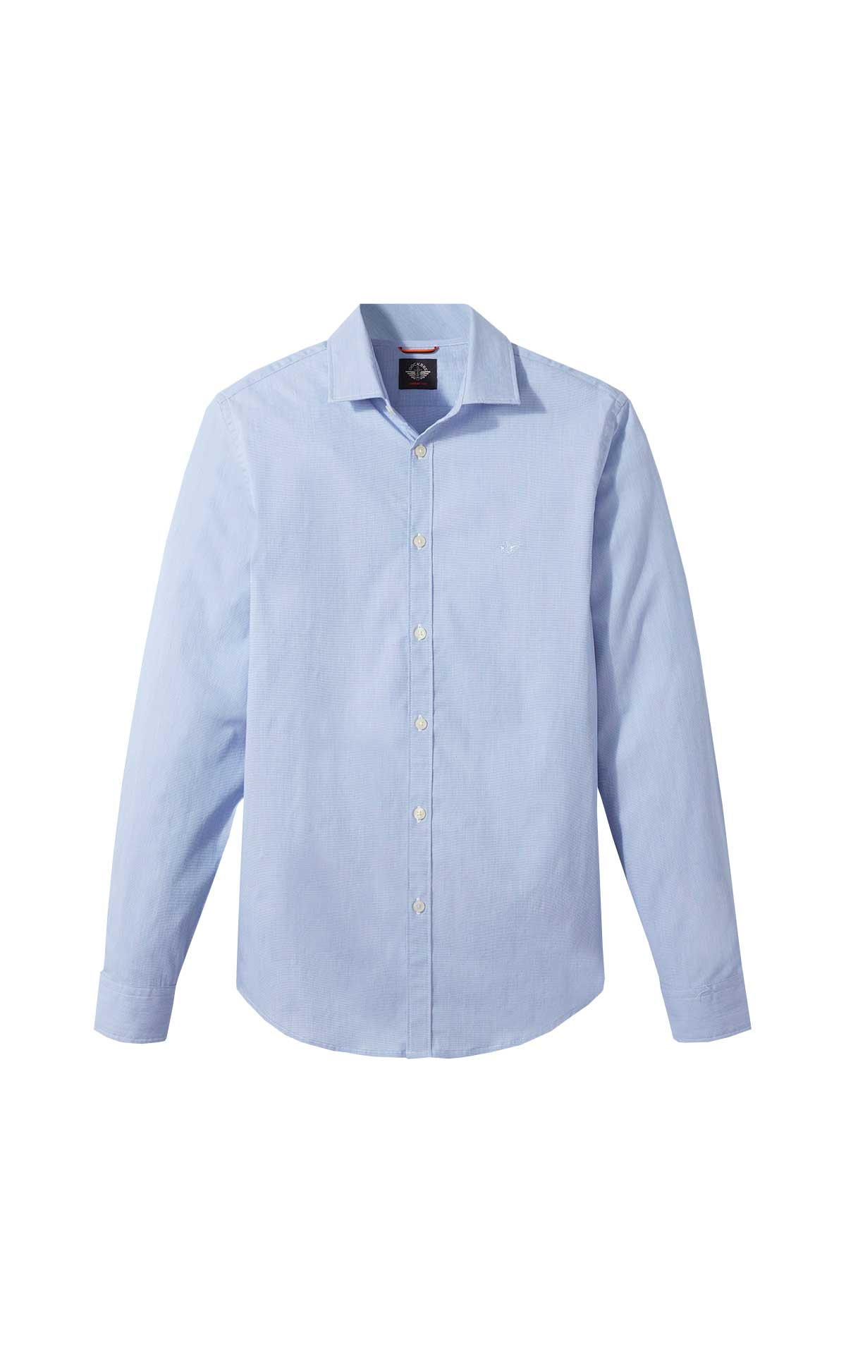 Blue shirt for man Dockers