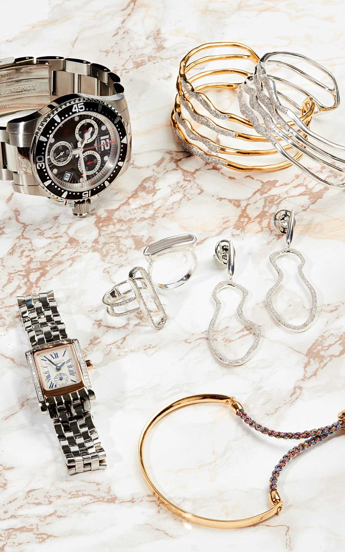 Christmas Gift Guide Watches & Jewellery Bicester Village