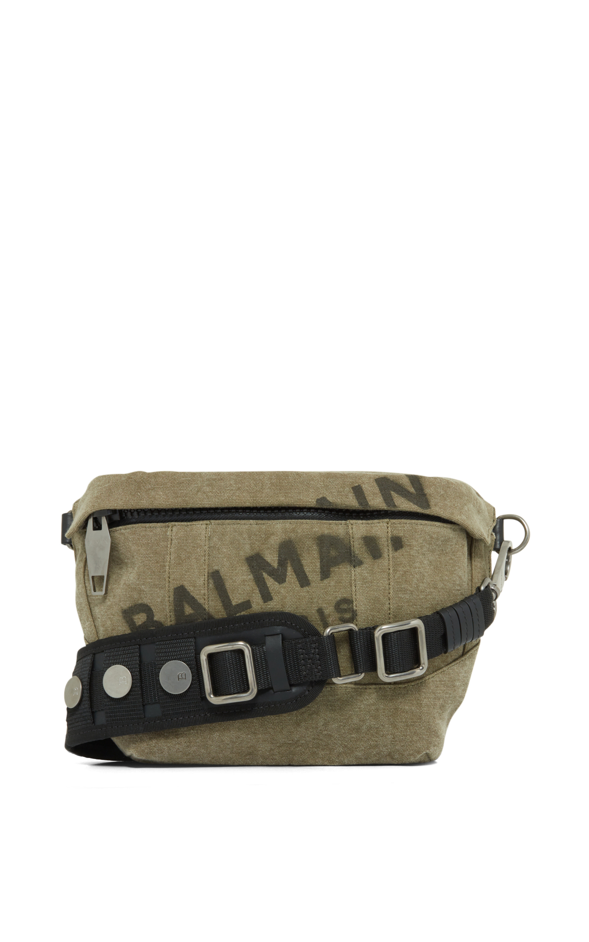 Balmain Paris bumbag la vallée village