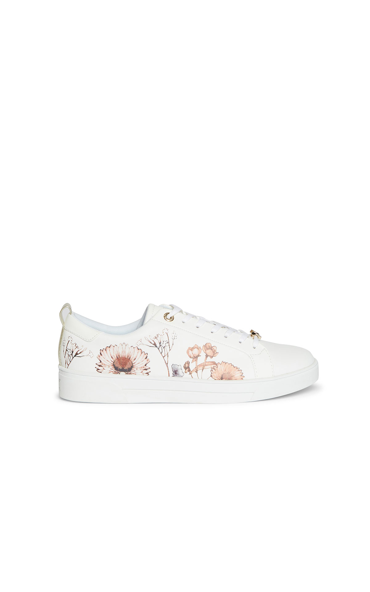 Ted Baker Riallii amethyst trainers from Bicester Village