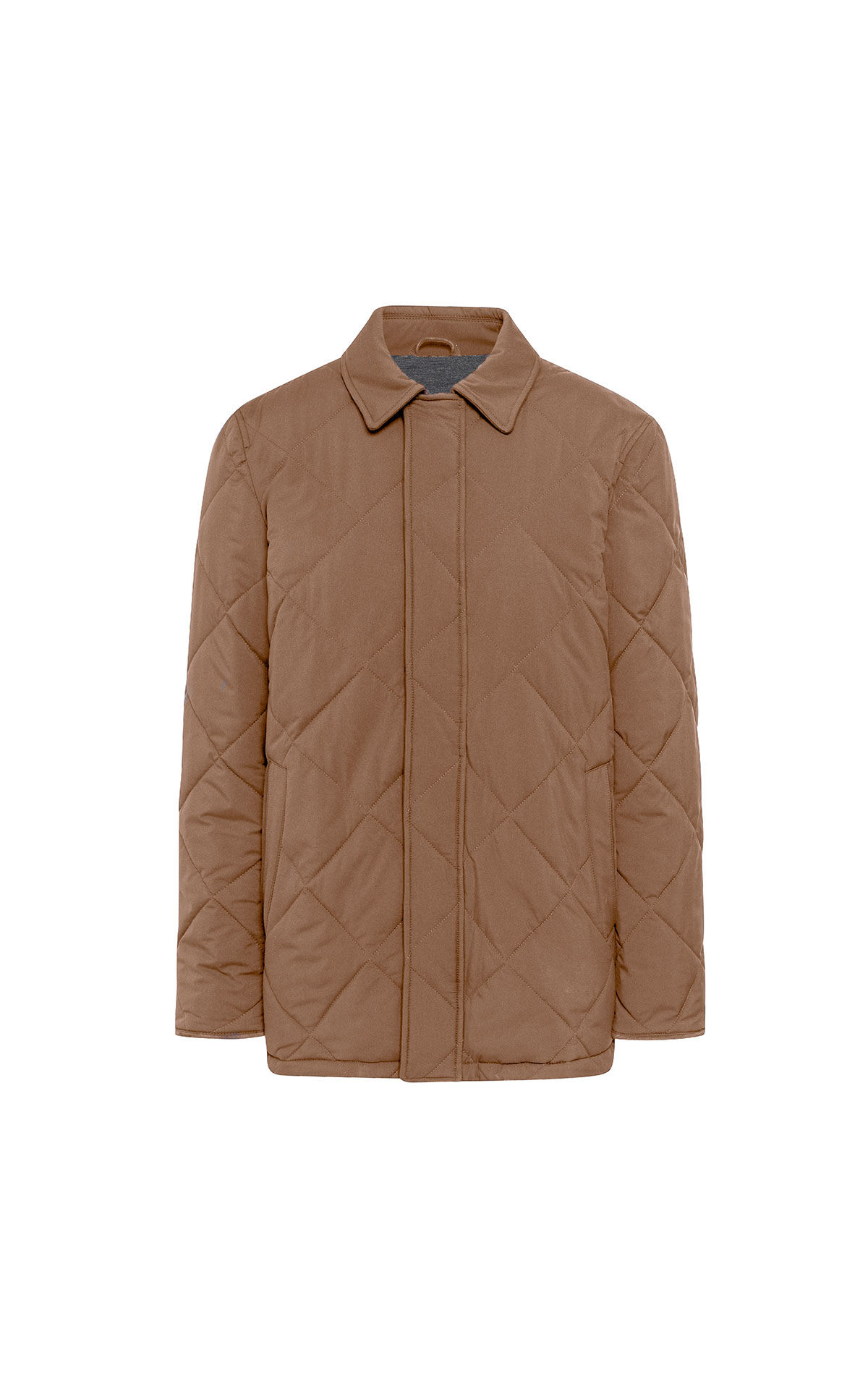 Hackett Myf horsey quilted jacket from Bicester Village