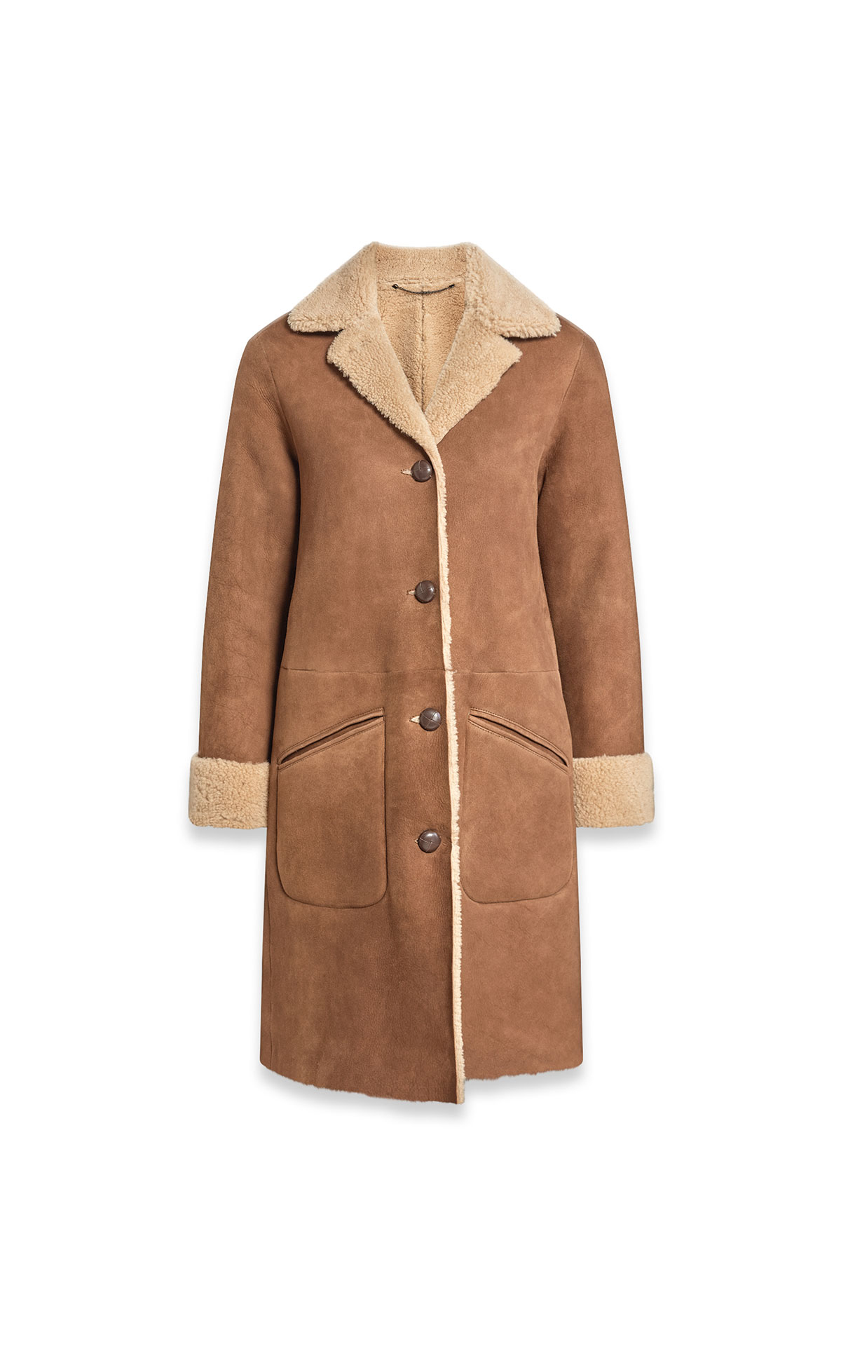 Belstaff Car coat from Bicester Village