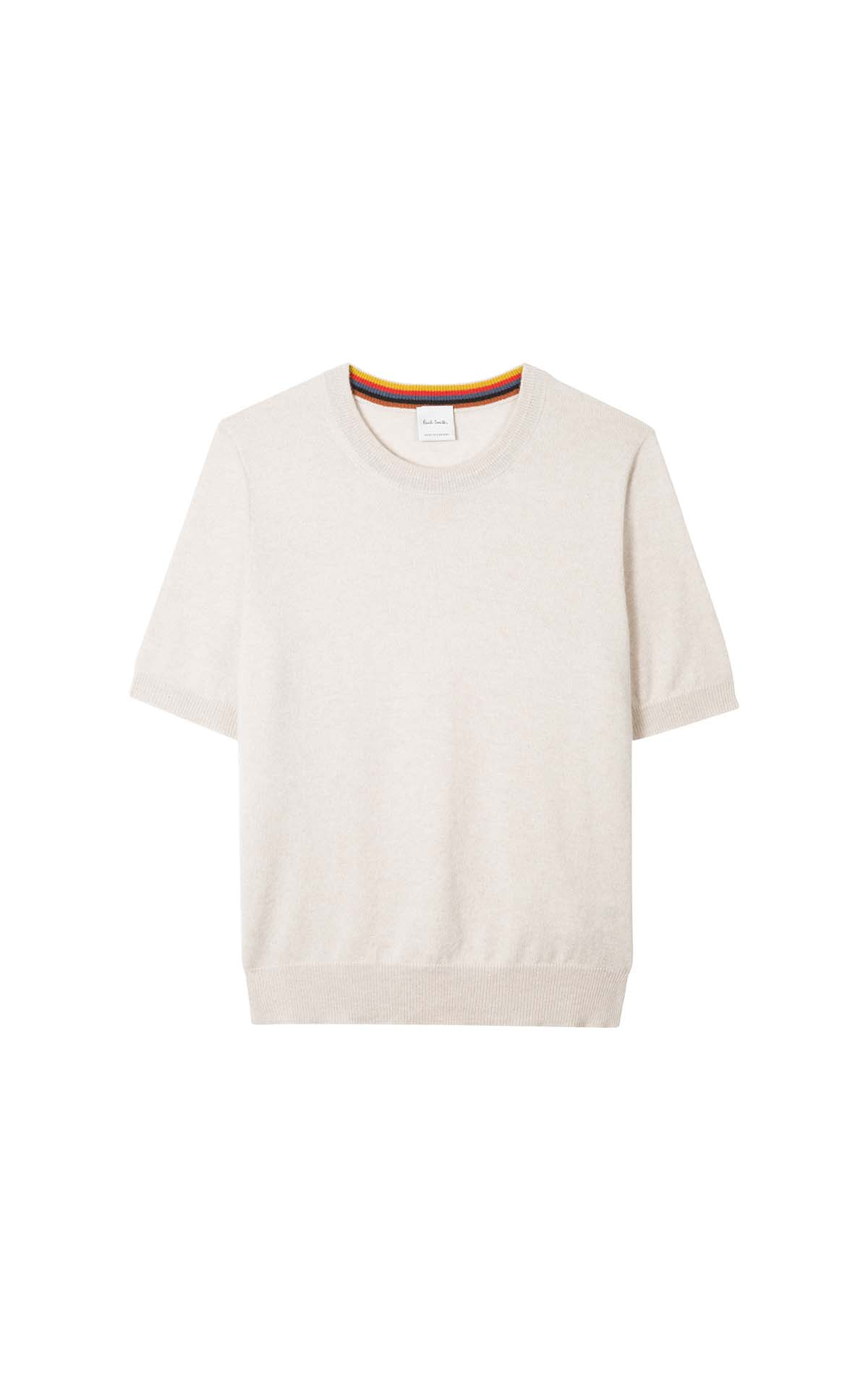 Paul Smith Women's White Top at the Bicester Village Shopping Collection