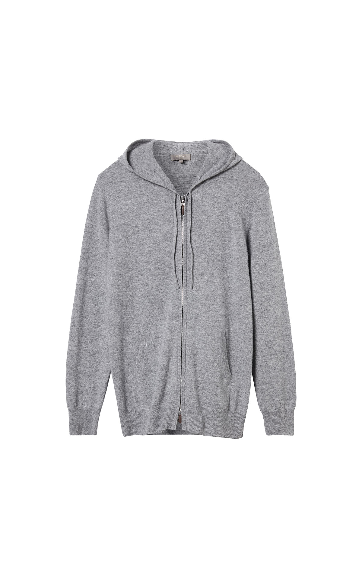 N.Peal Hooded Zipped Top from Bicester Village