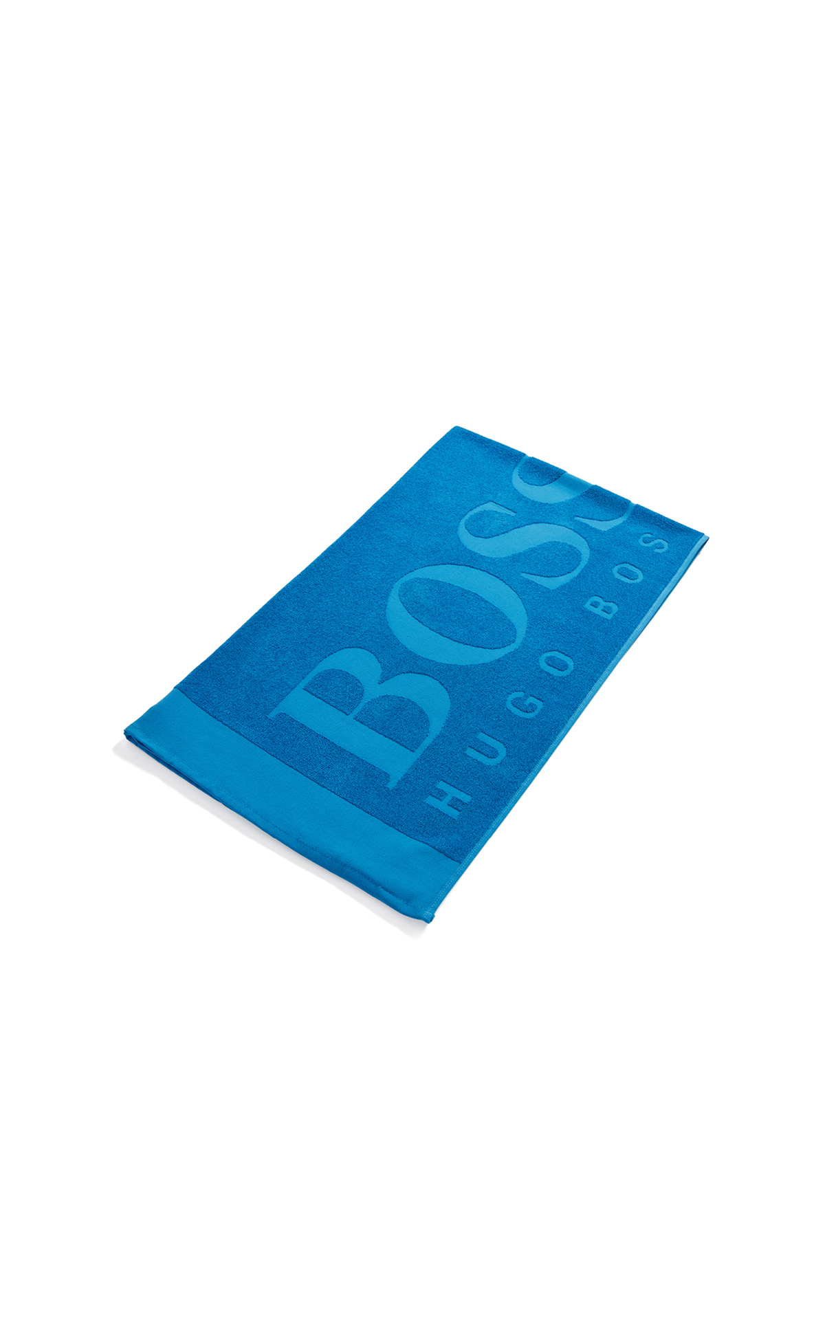BOSS beach towel at The Bicester Village Shopping Collection