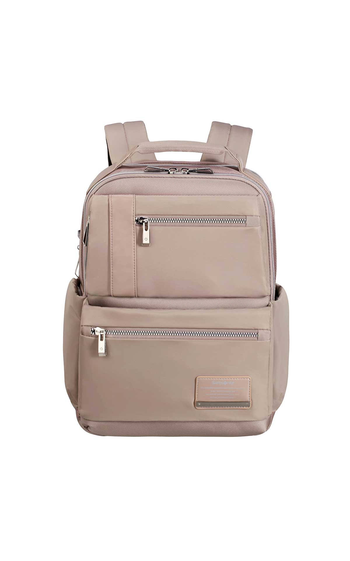 Beige Openroad backpack Samsonite