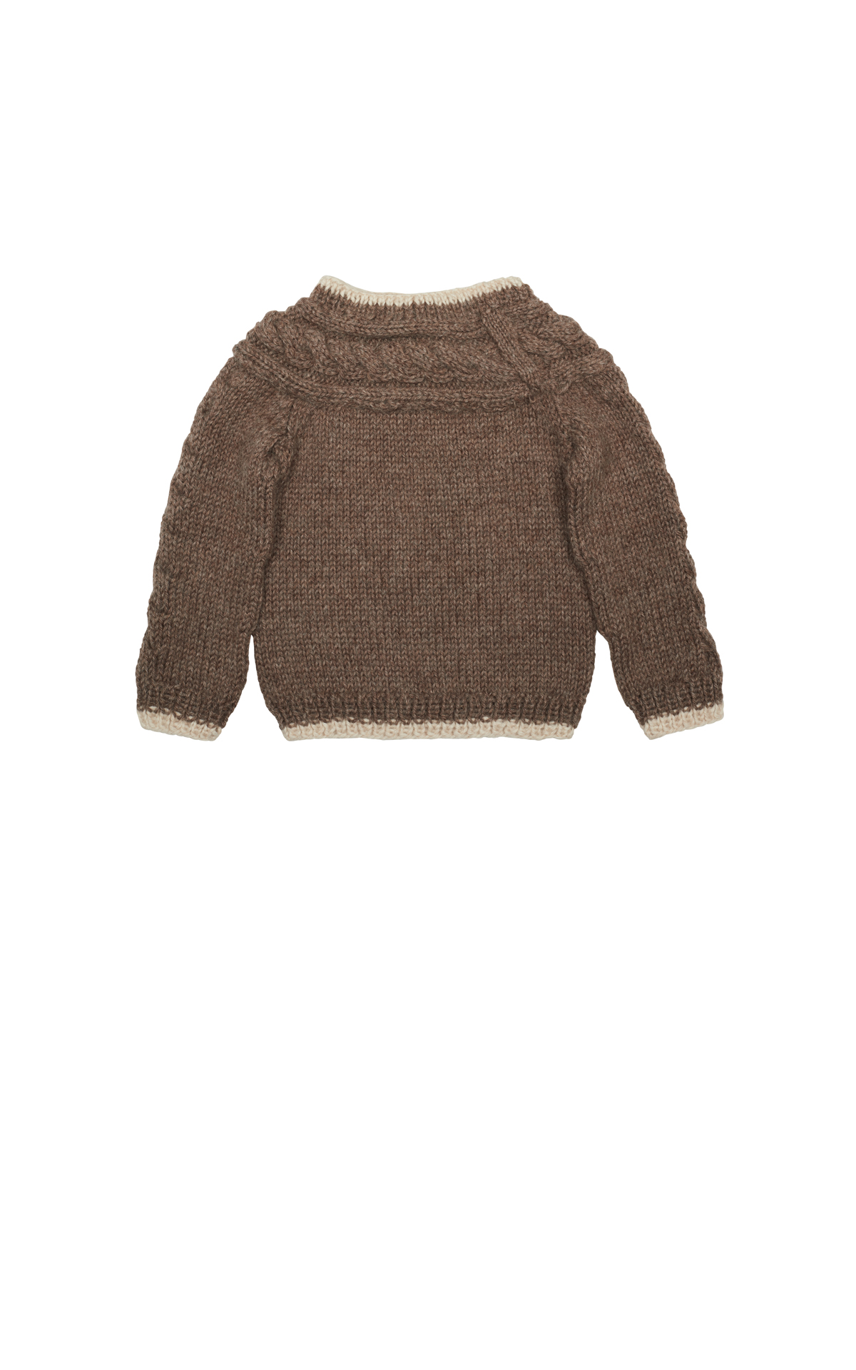 Bamford  Alpaca baby jumper from Bicester Village
