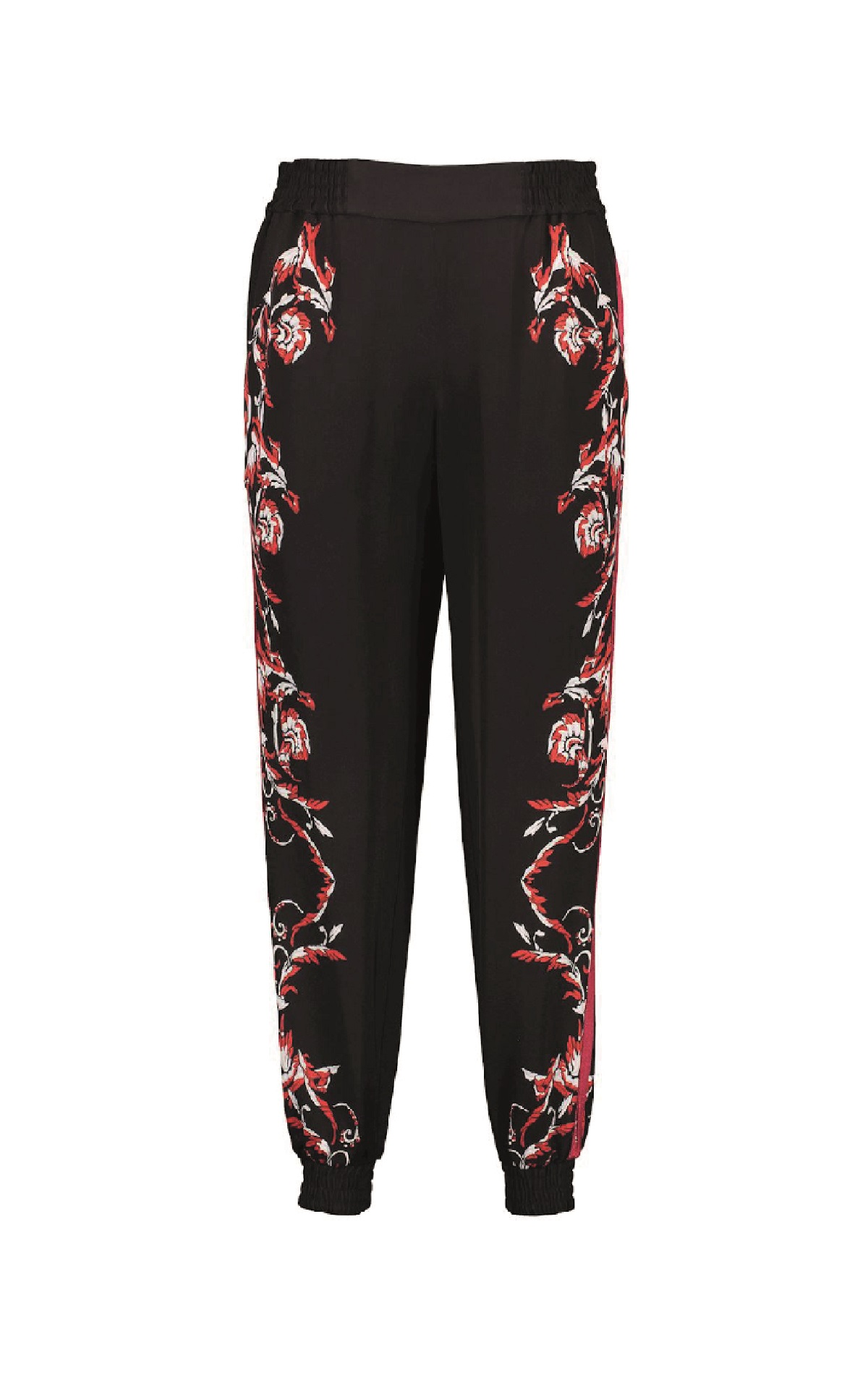 Flowered pants Escada