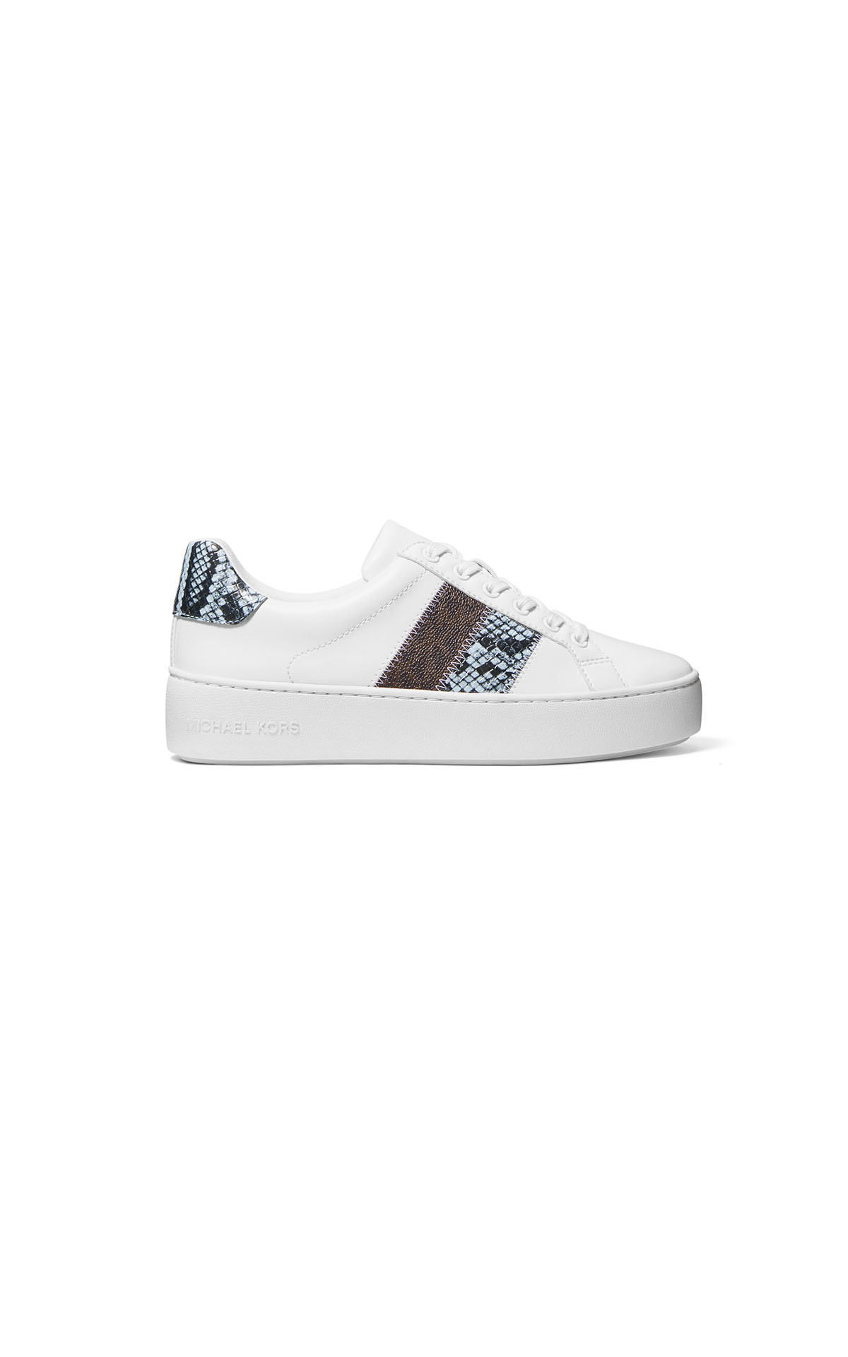 Michael Kors Catelyn sneaker at The Bicester Village Shopping Collection