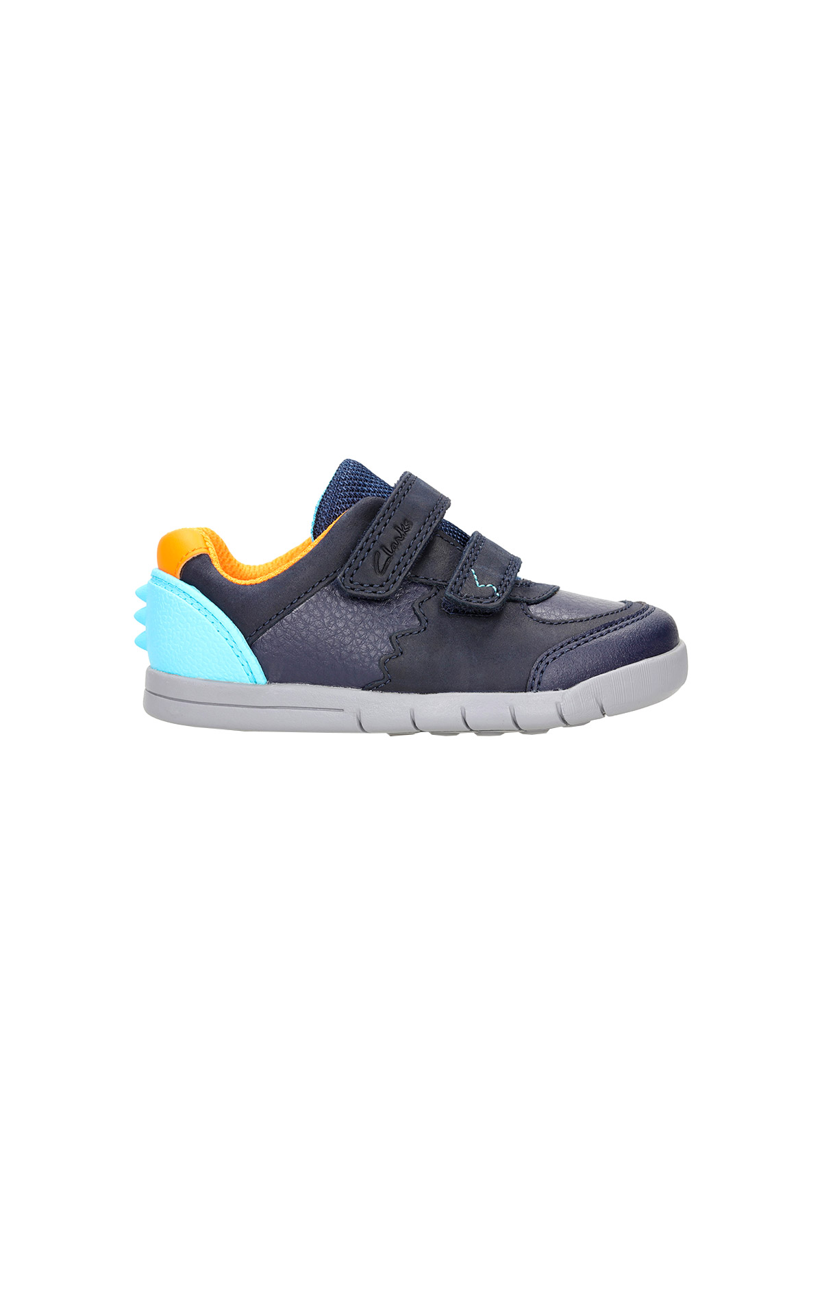 Children's Rex Quest sneaker Clarks