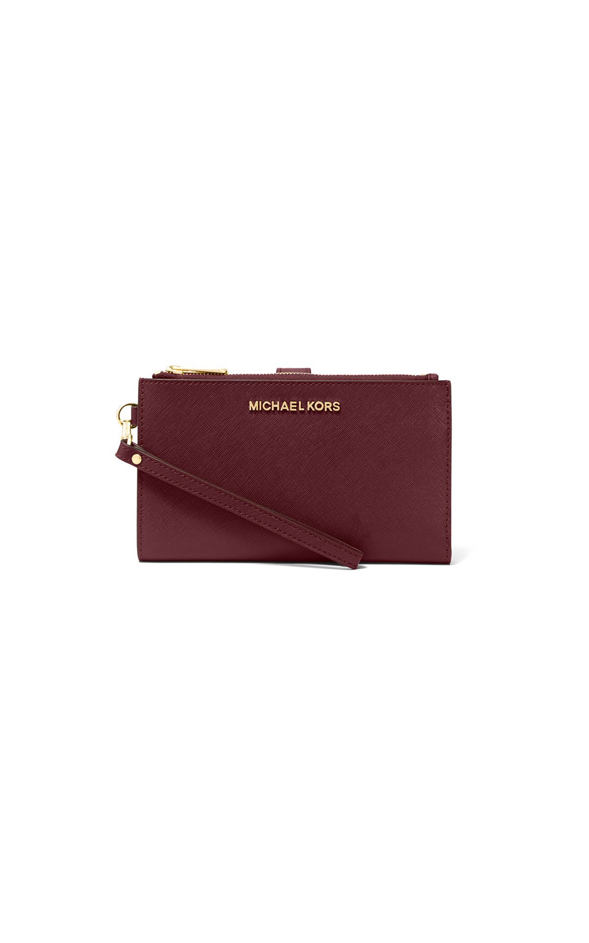 Double zip wristlet at The Bicester Village Shopping Collection