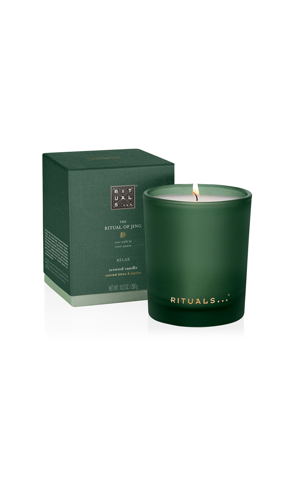 Rituals The ritual of jing scented candle from Bicester Village