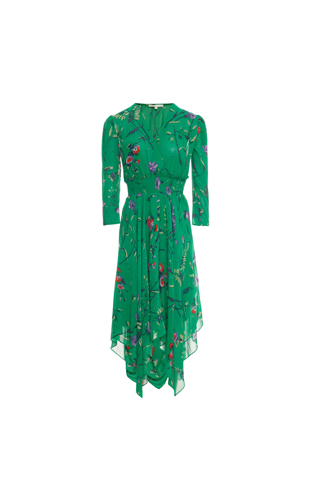 Maje Floral print dress from Bicester Village