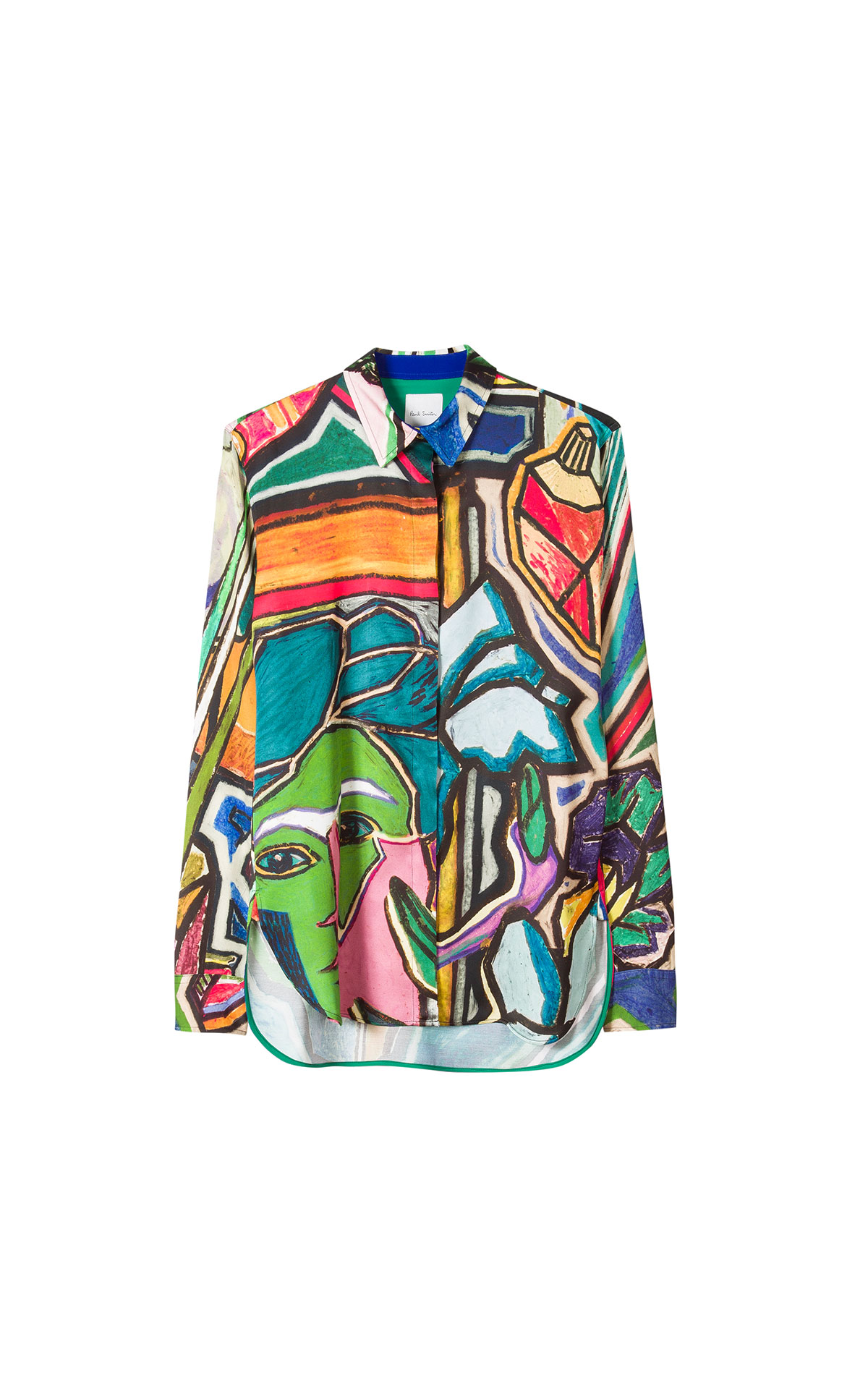Paul Smith Women's Artist Studio Shirt at The Bicester Village Shopping Collection