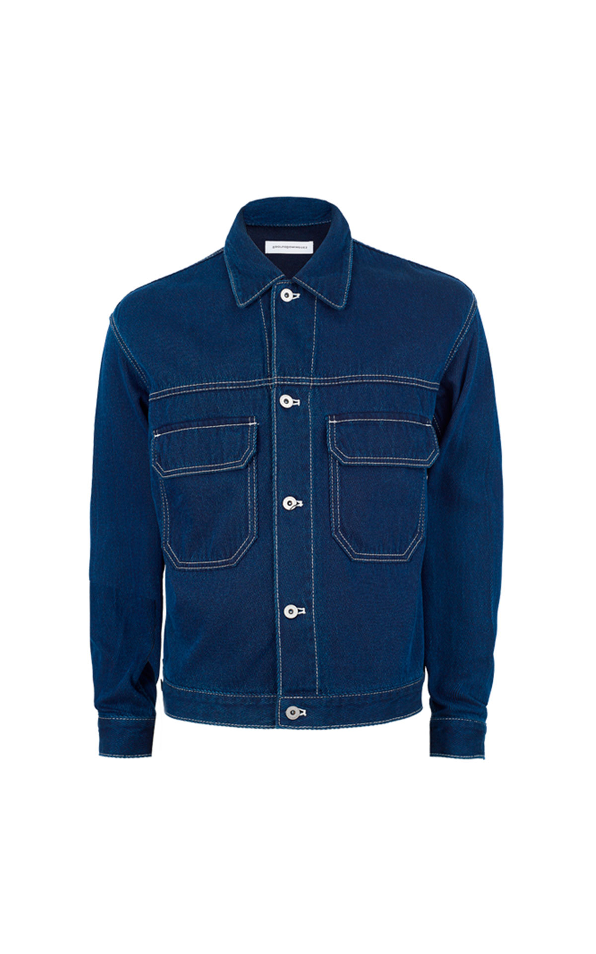 Denim jacket Adolfo Dominguez