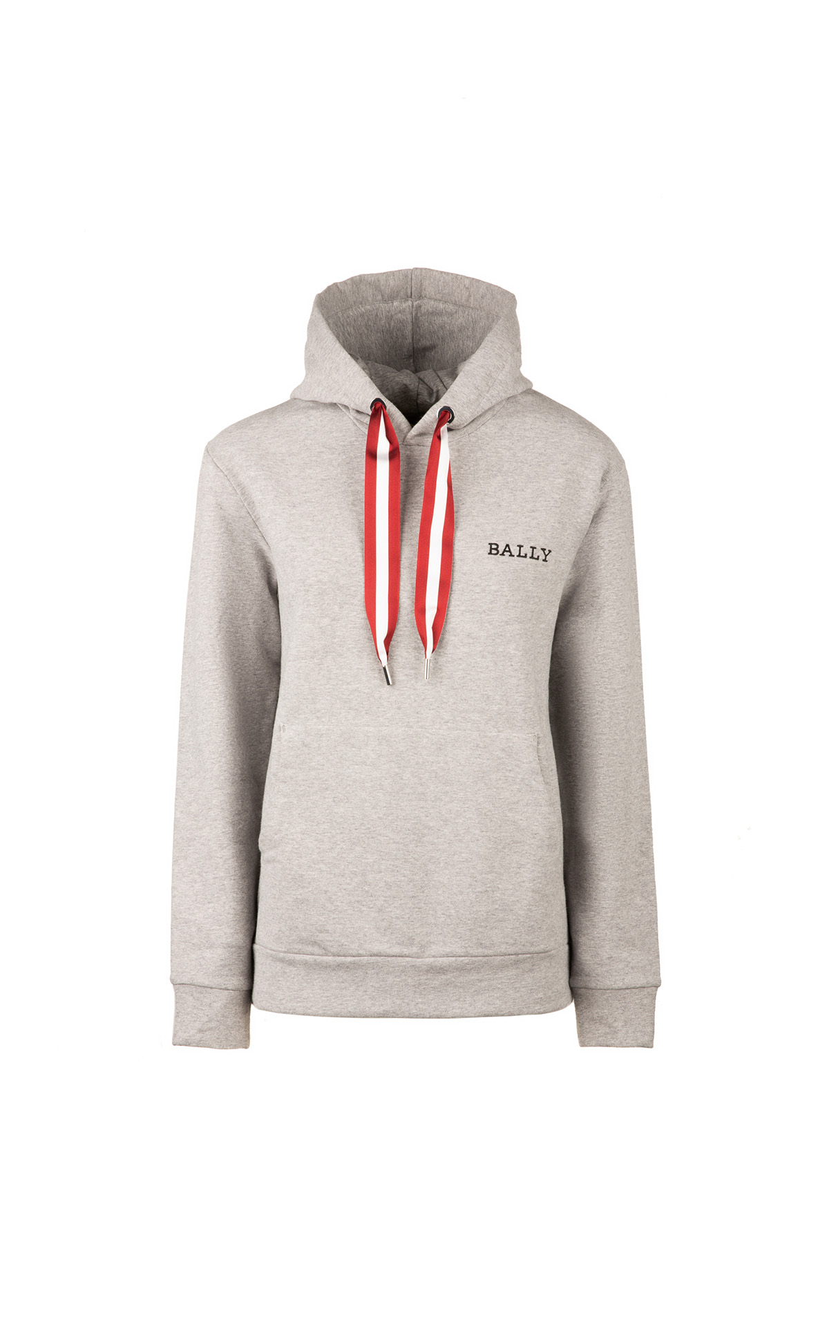 Bally Ladies grey hoodie from Bicester Village