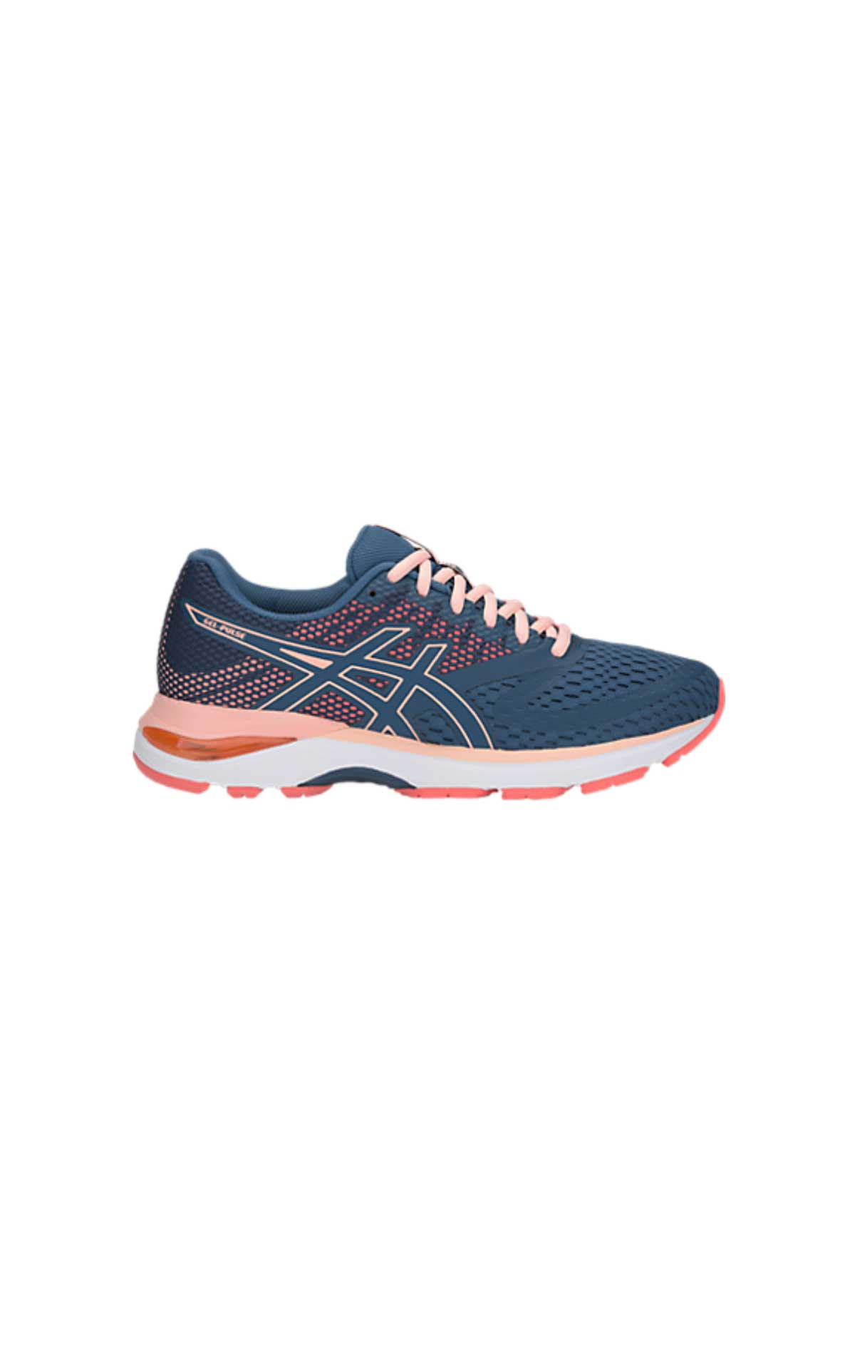 Blue Gel Pulse 10 sneakers for woman Asics