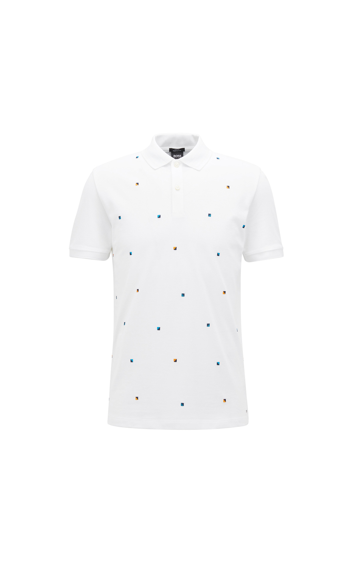 BOSS polo shirt at The Bicester Village Shopping Collection