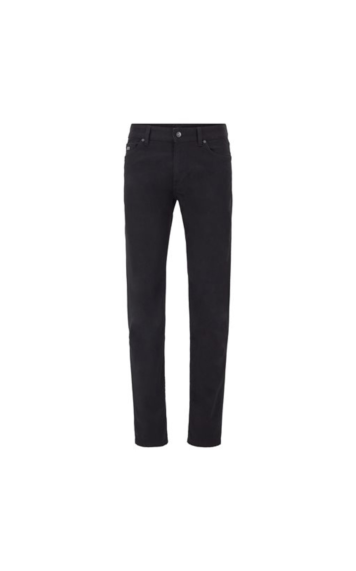 Boss Maine3 Regular-fit jeans in black comfort-stretch denim at The Bicester Village Shopping Collection