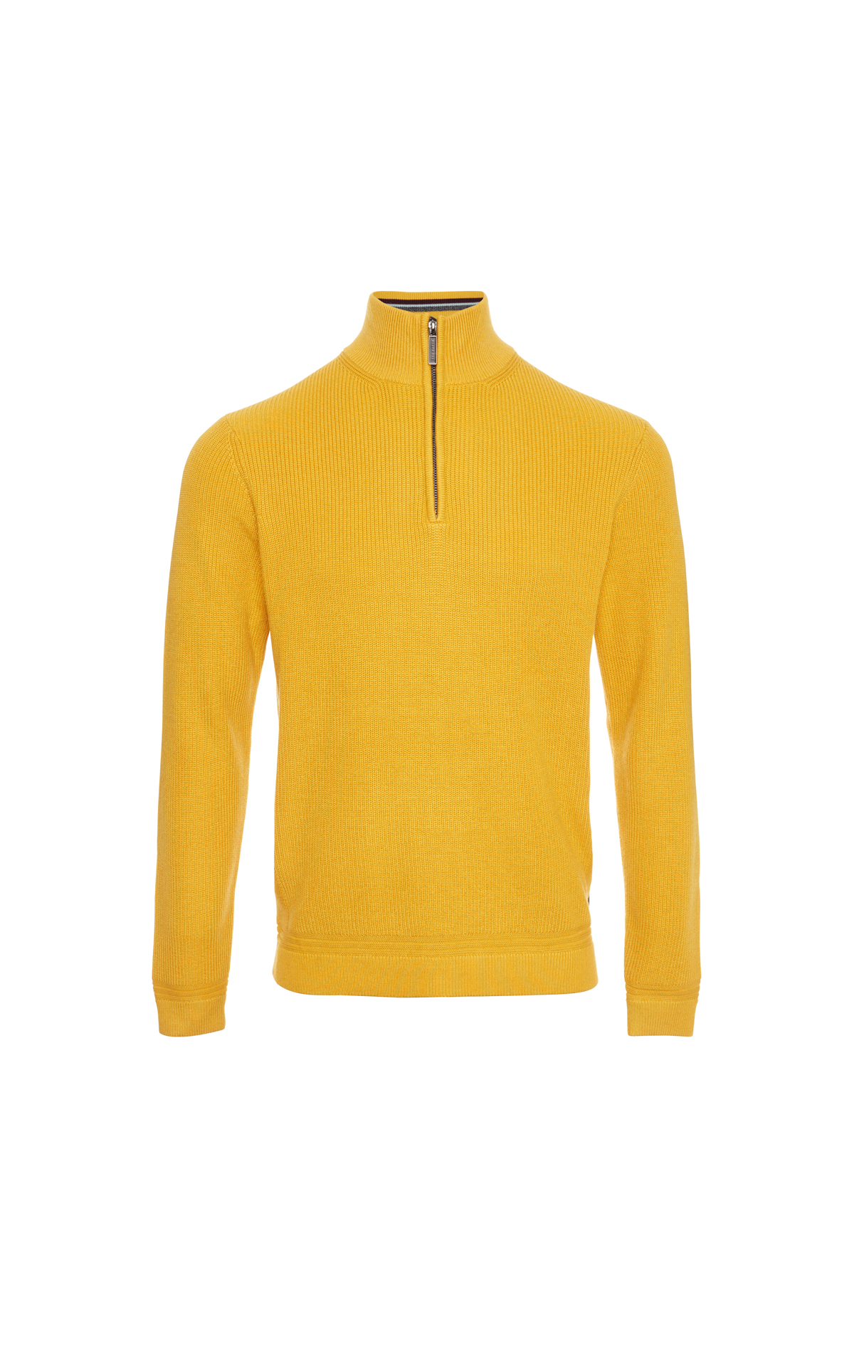 Ted Baker  Yellow neck jumper from Bicester Village