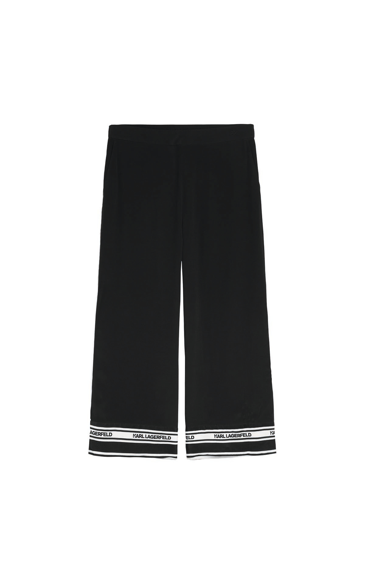 KARL LAGERFELD karlifornia logo culottes at The Bicester Village Shopping Collection
