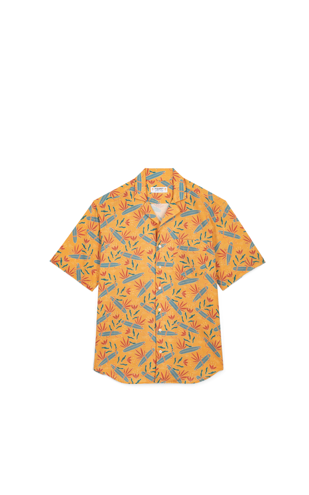 Figaret Paris Patterned shirt