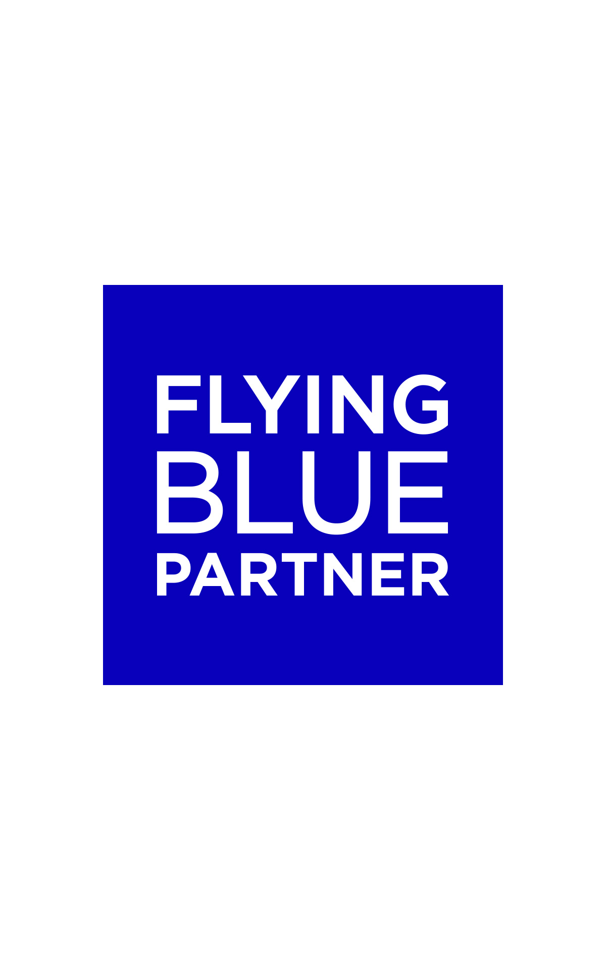 Logo Flying Blue