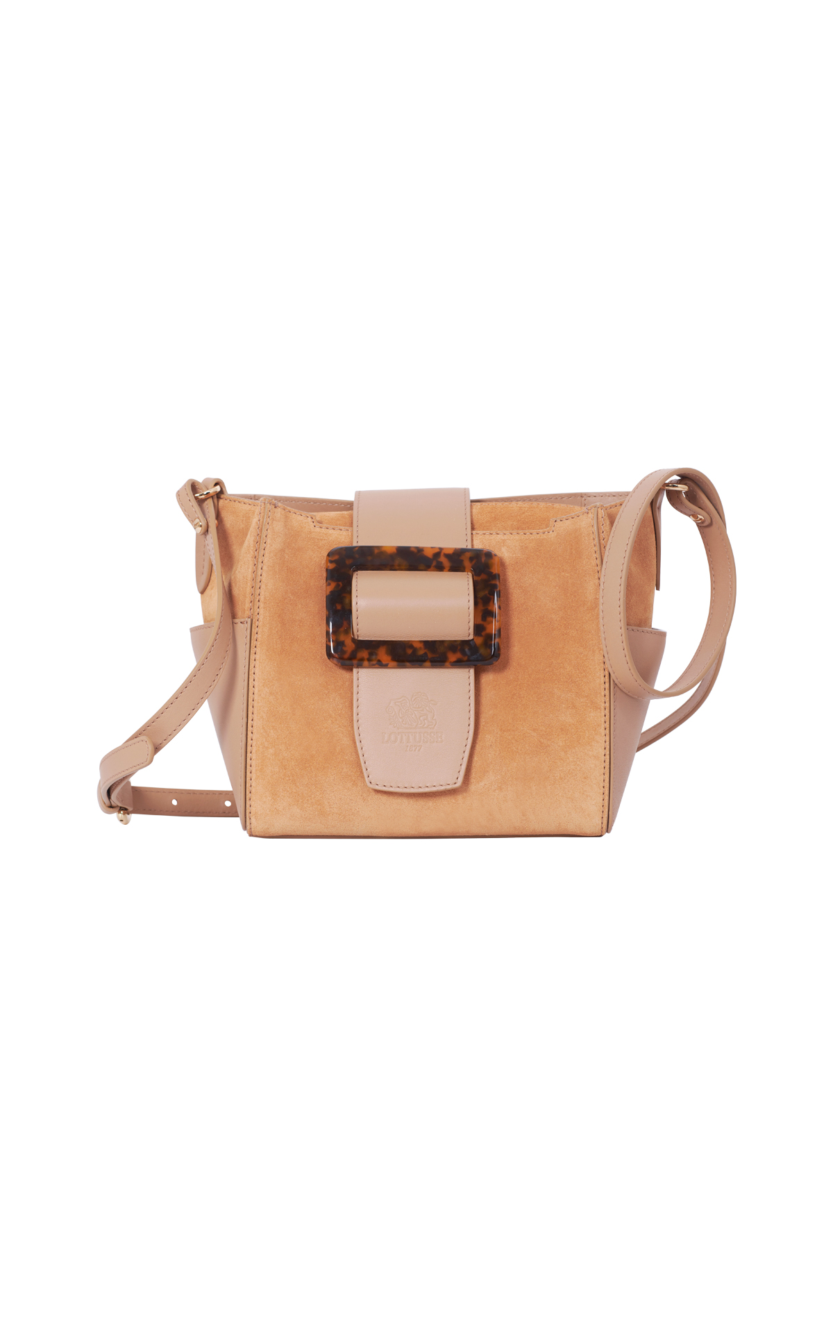 Camel Shoulder bag Lottusse