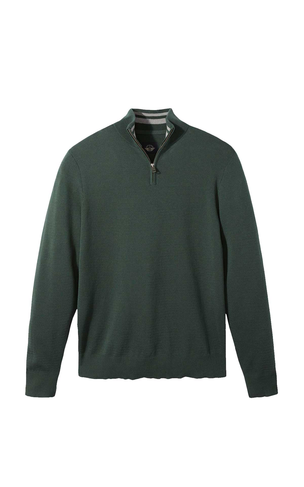 Green sweater for man Dockers