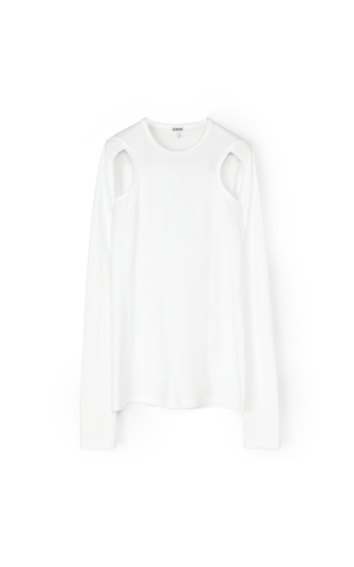Loewe Women's cut out long sleeve shirt at The Bicester Village Shopping Collection