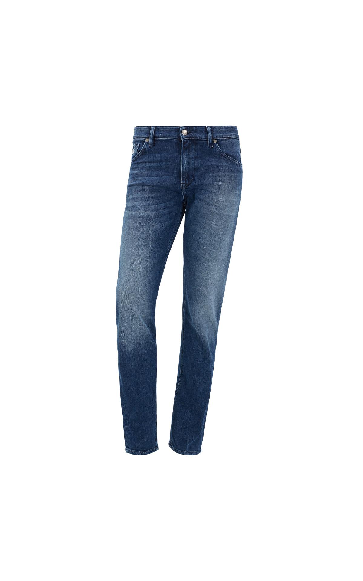 Boss Maine3 Regular-fit jeans in dark blue comfort-stretch denim at The Bicester Village Shopping Collection