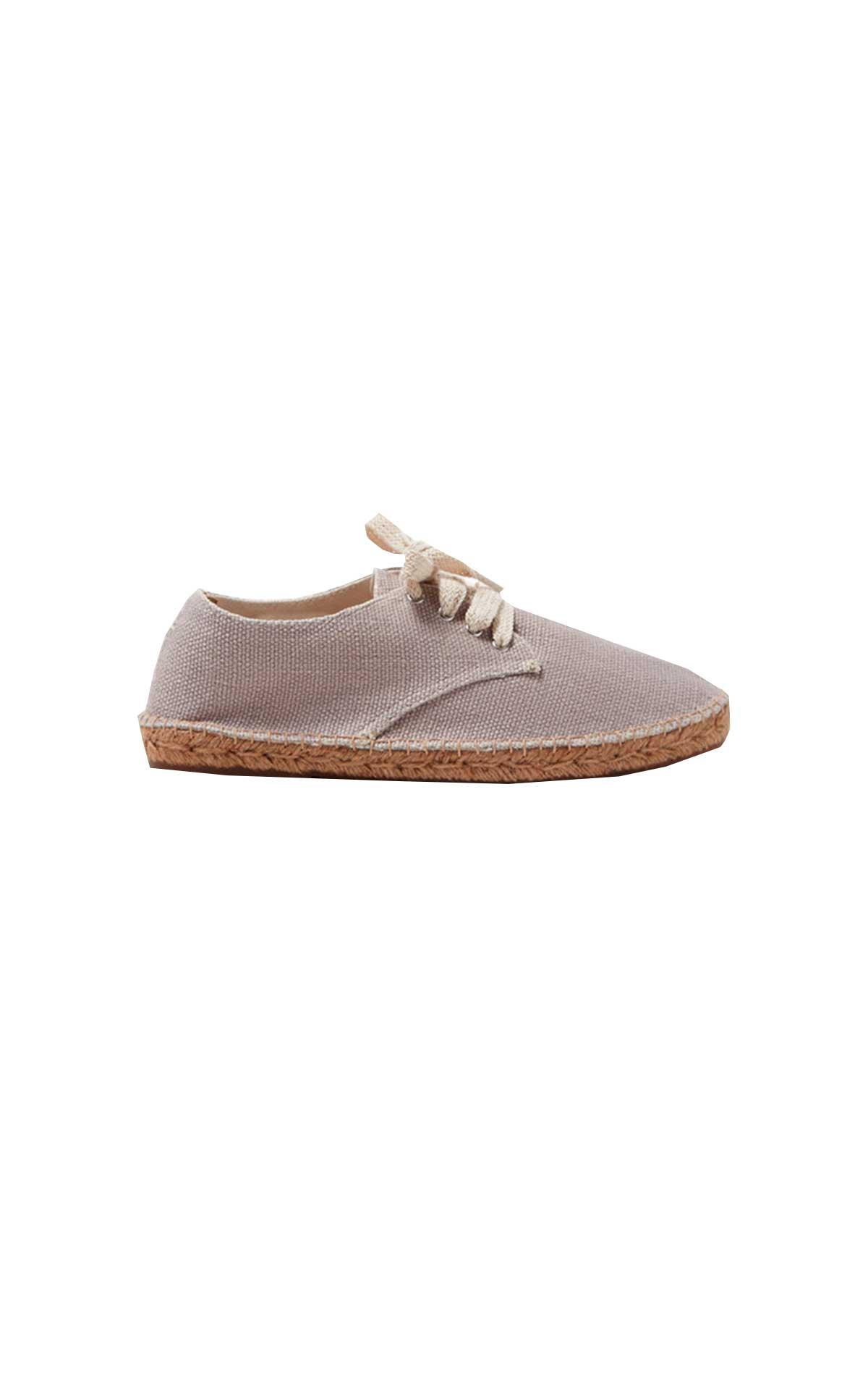 Grey espadrilles for man Adolfo Dominguez