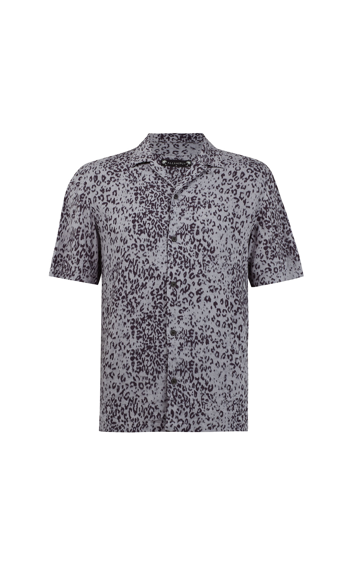 AllSaints Patch casual shirt from Bicester Village