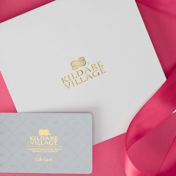 Kildare Village Gift Card